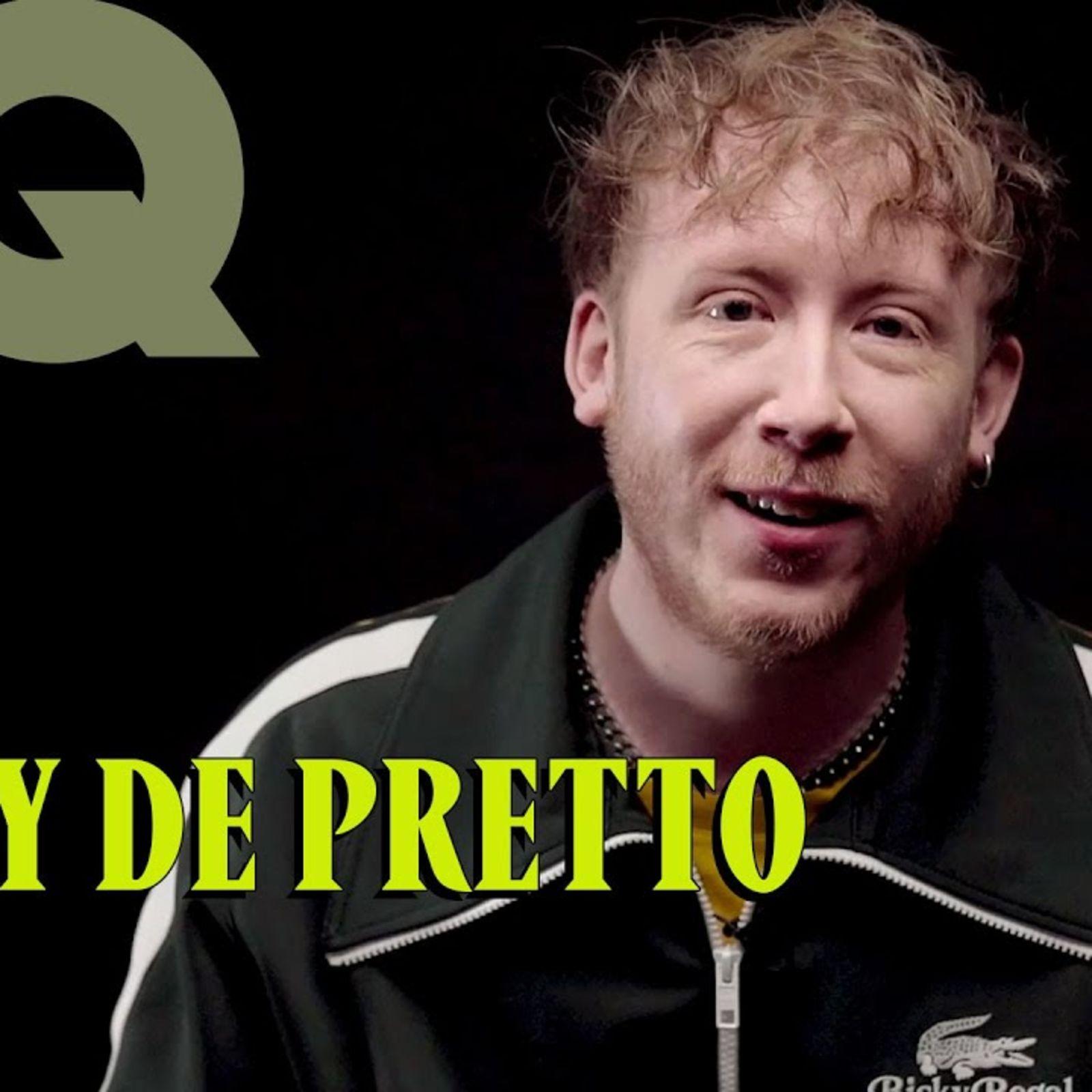 Les punchlines d'Eddy de Pretto : Bateaux-Mouches, Freaks, Neige en août…
