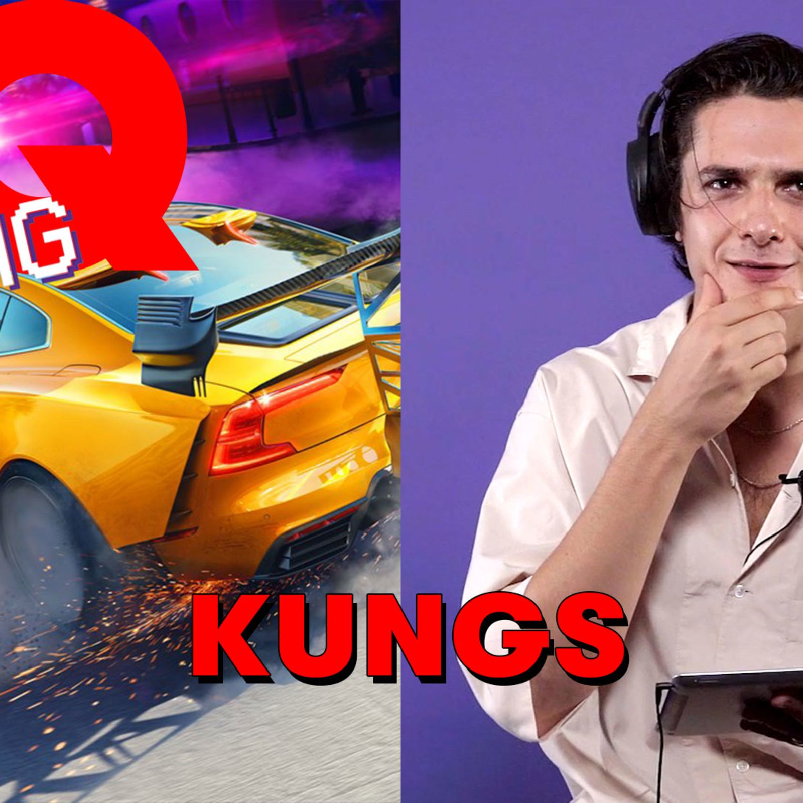 Kungs juge 7 succès du gaming | Battlefield, PUBG, Need For Speed