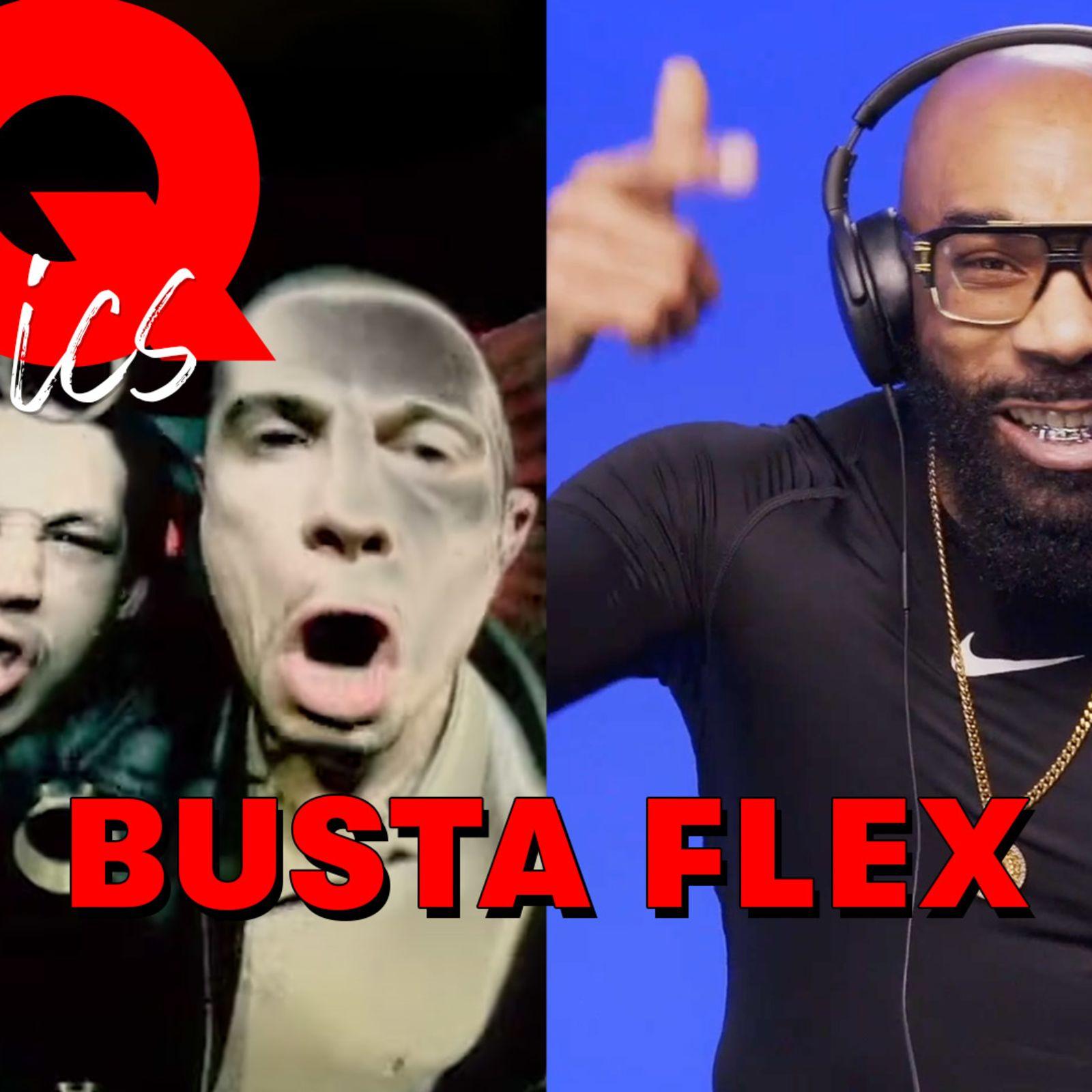 Busta Flex juge les classiques du rap français : Suprême NTM, Fonky Family, IAM