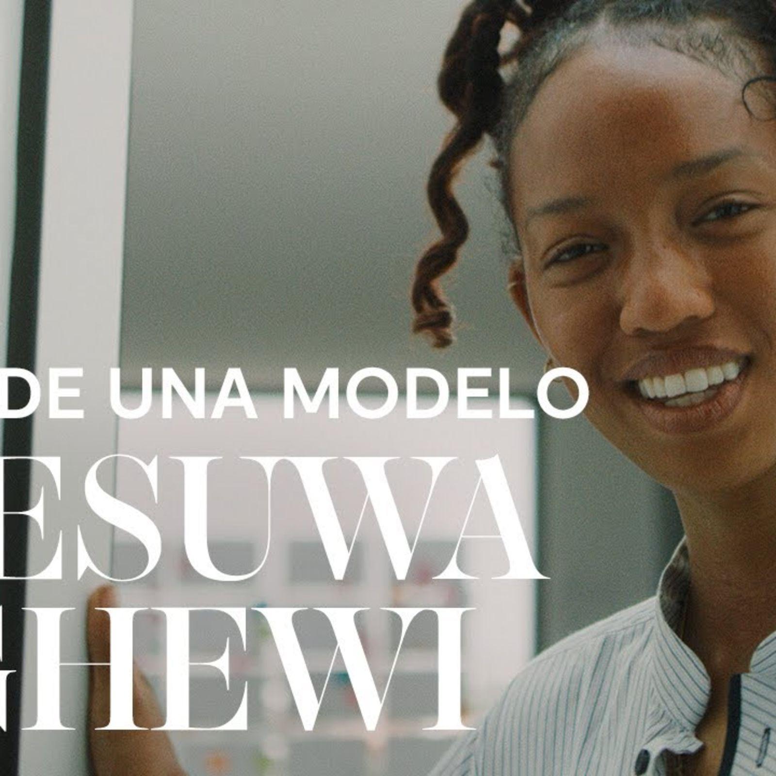 Cómo la modelo Adesuwa Aighewi pasa un día en Acra | Diario de una modelo