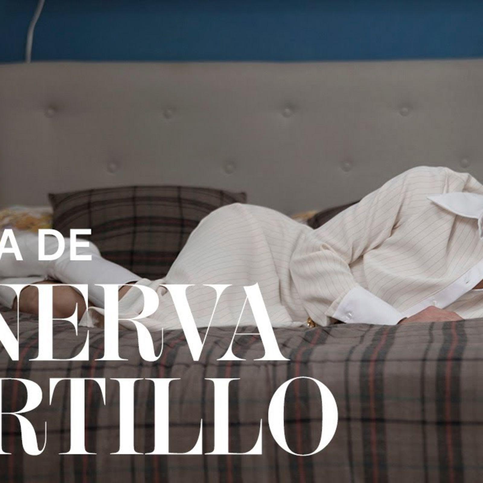 En casa de Minerva Portillo