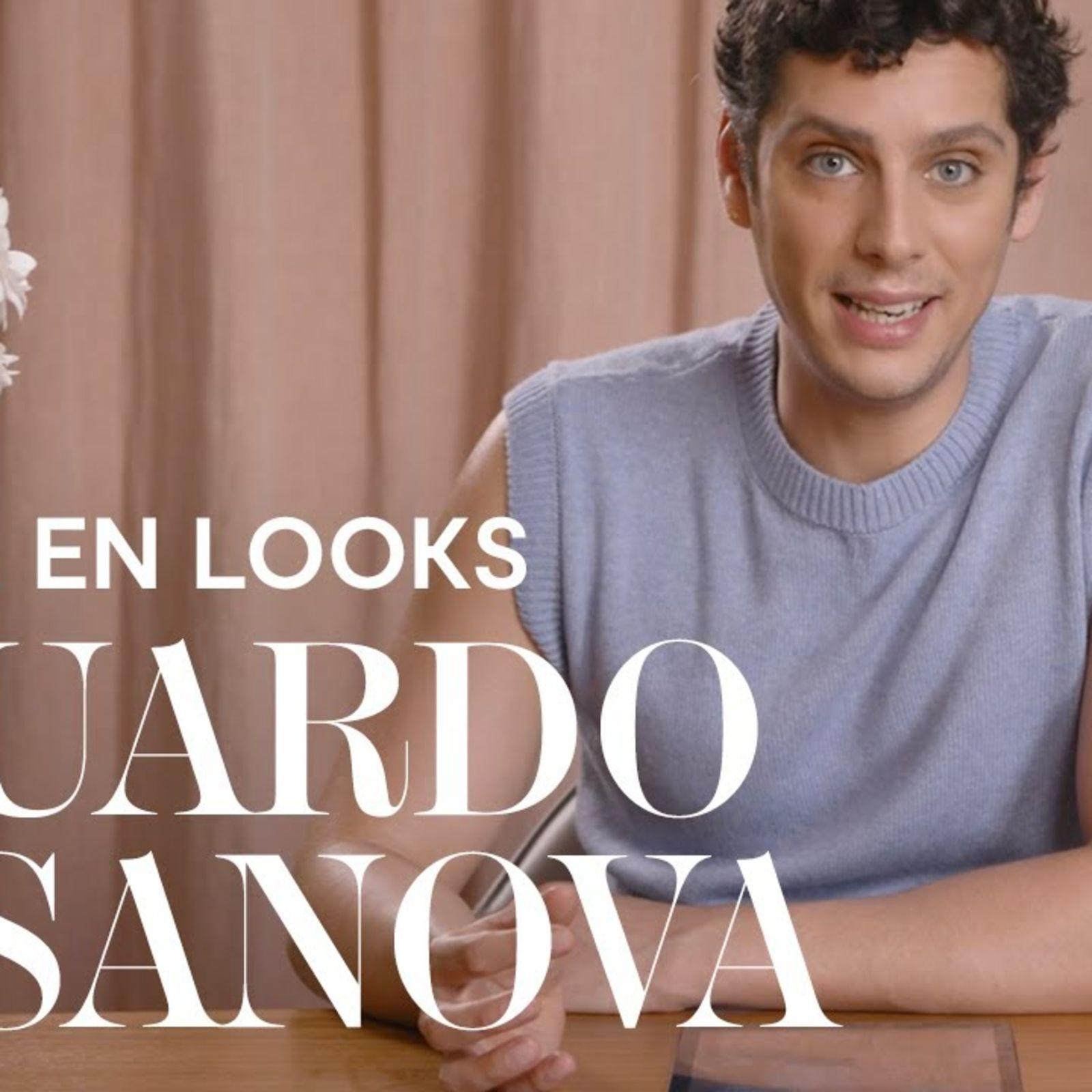 Eduardo Casanova: Mi vida en looks