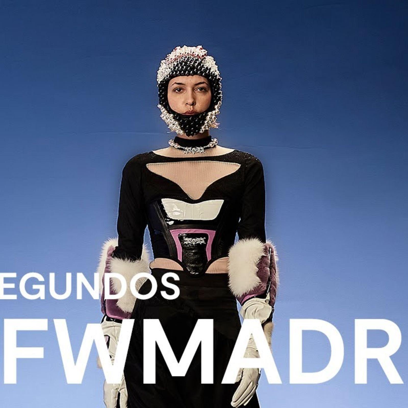 Mercedes-Benz Fashion Week Madrid 2021 en 60 segundos