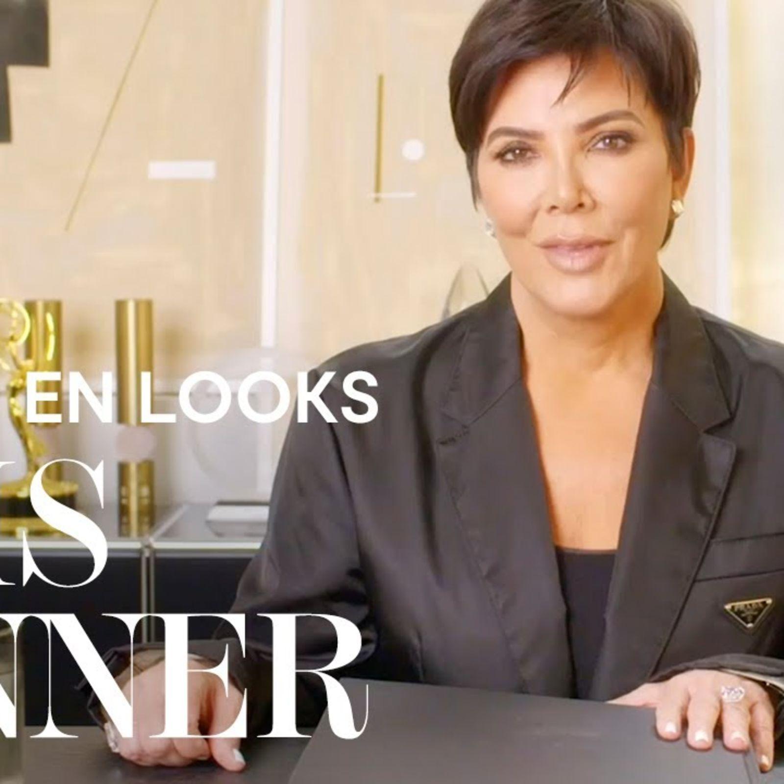 Kris Jenner: Mi vida en looks
