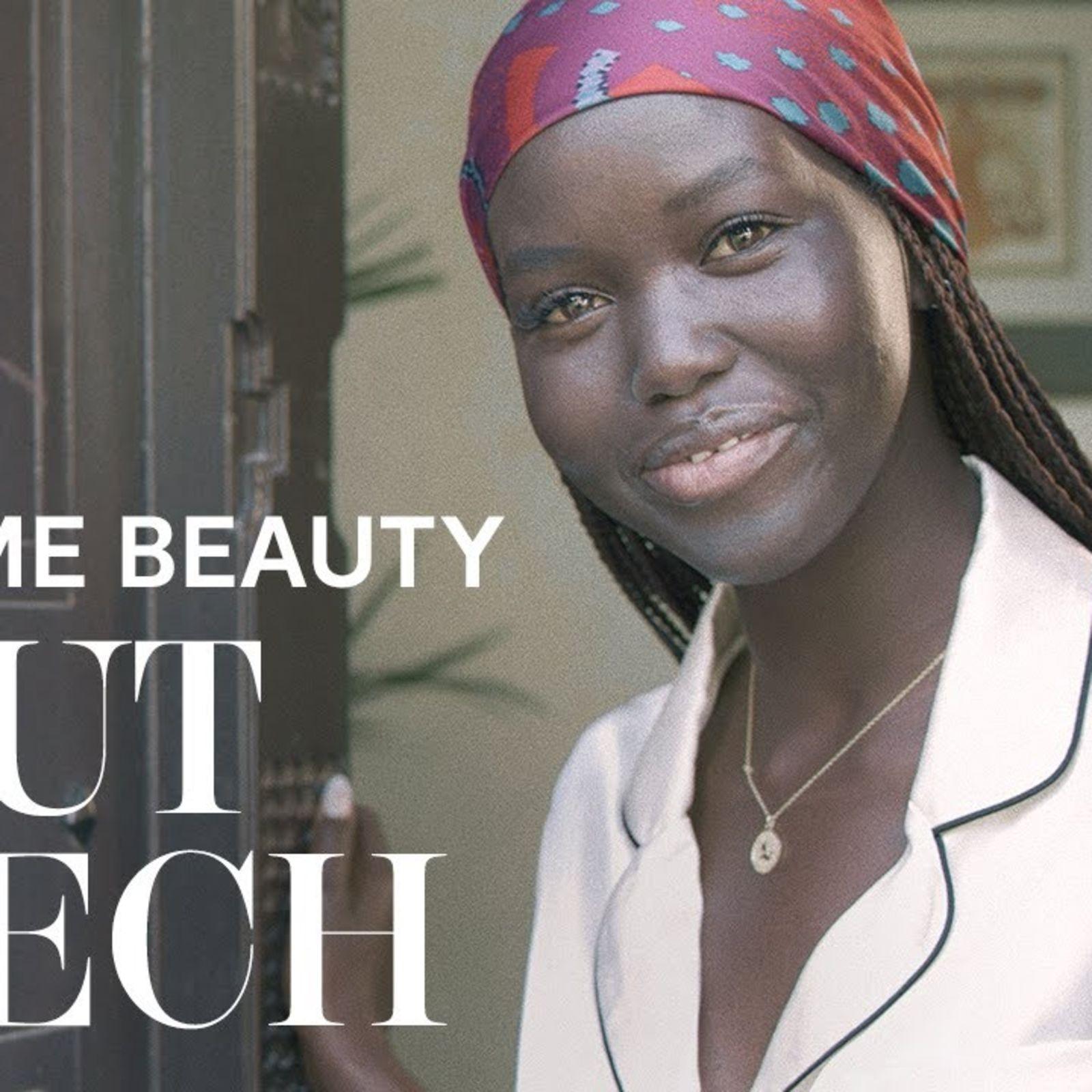 Un día en Dubai con la supermodelo Adut Akech | Diarios de Modelos