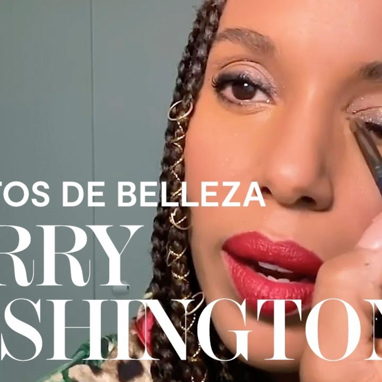 La guía de Kerry Washington para unos labios rojos intensos | Secretos de belleza |  VOGUE España