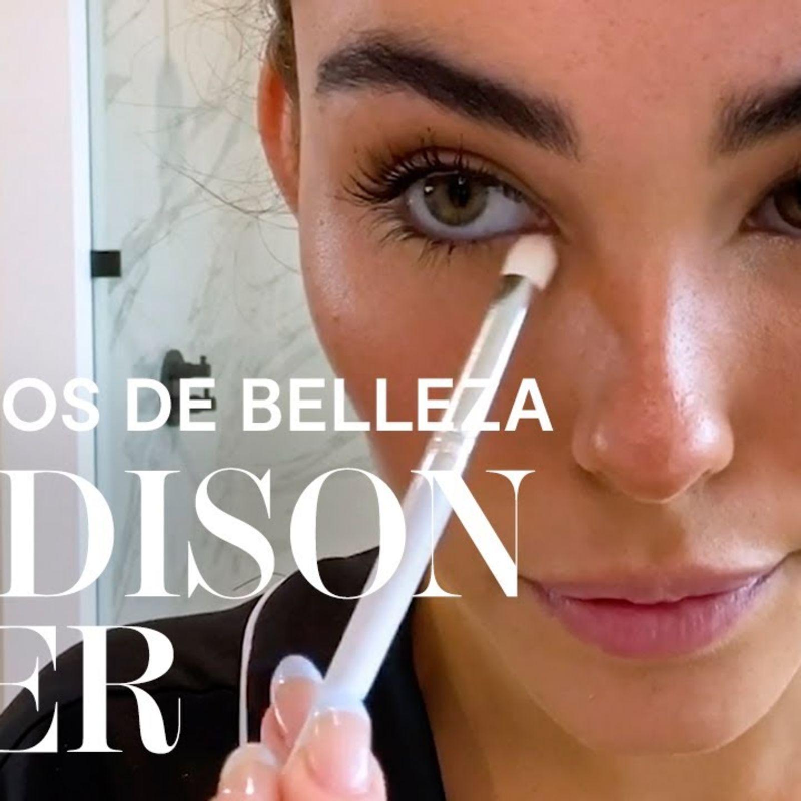 Unas cejas perfectas y un rubor natural con Madison Beer | Beauty Secrets