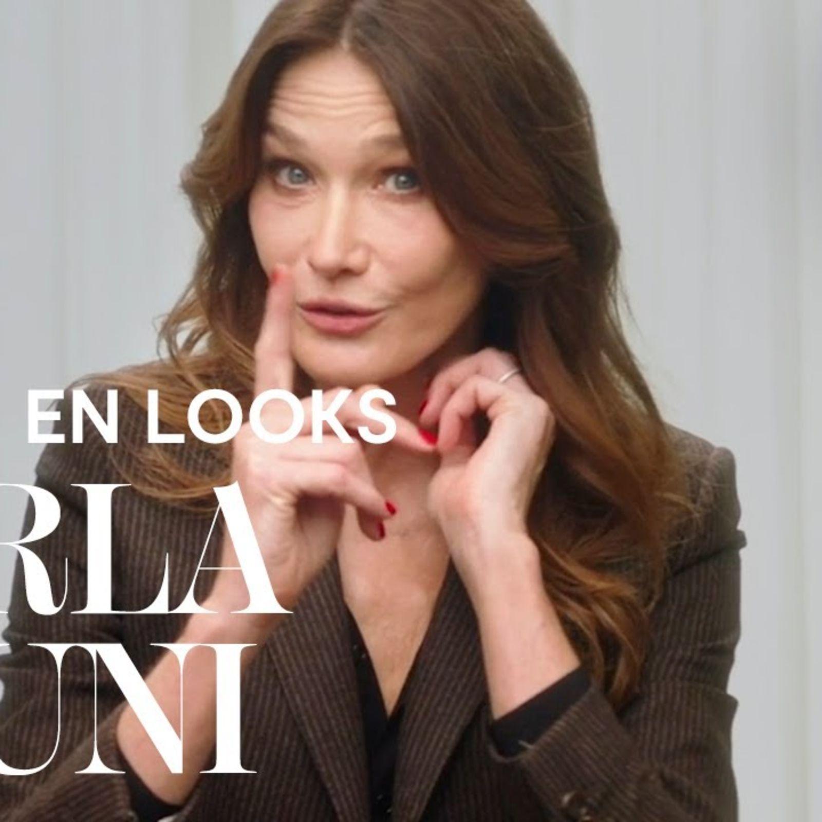 Carla Bruni: Mi vida en looks