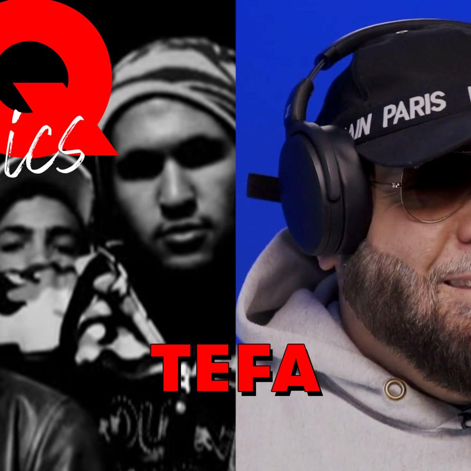 Tefa juge les classiques du rap français : Lunatic, Kery James, Le 3ème Oeil