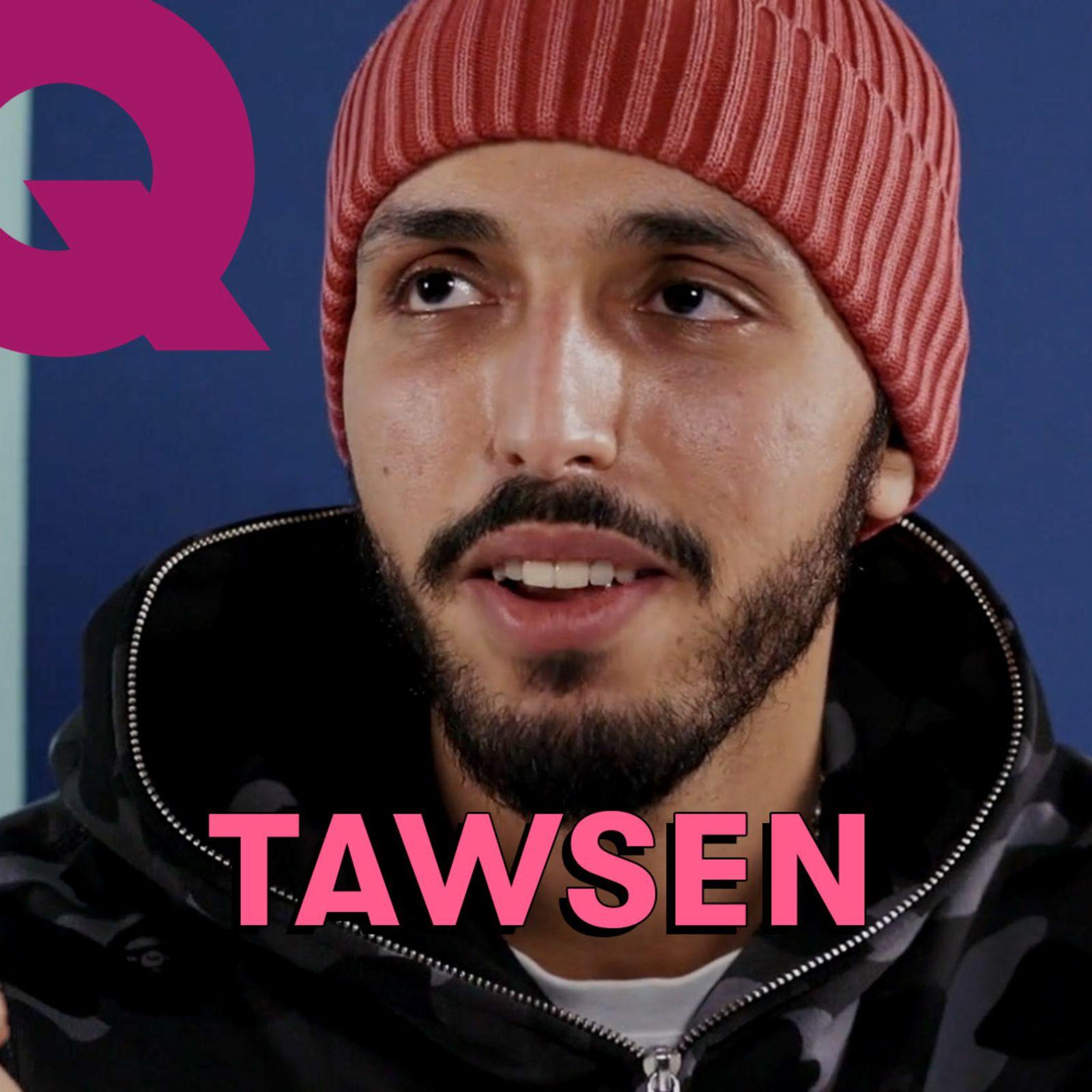 Les 10 Essentiels de Tawsen (sneakers, chaussettes colorées et lunettes de soleil)