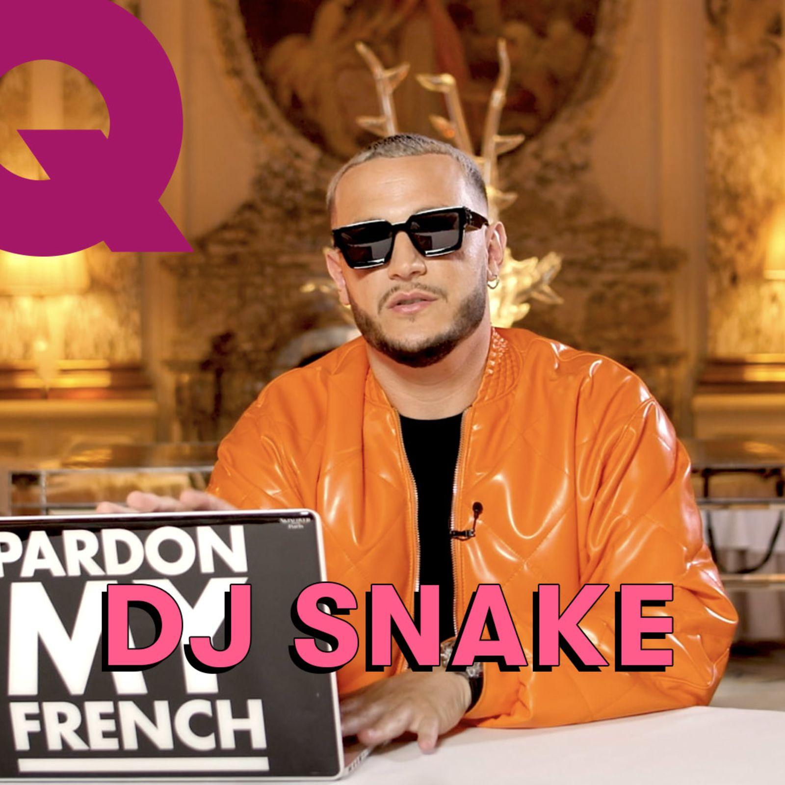 Les 10 Essentiels de DJ Snake (lunettes de soleil, baskets blanches et Kinder Bueno)