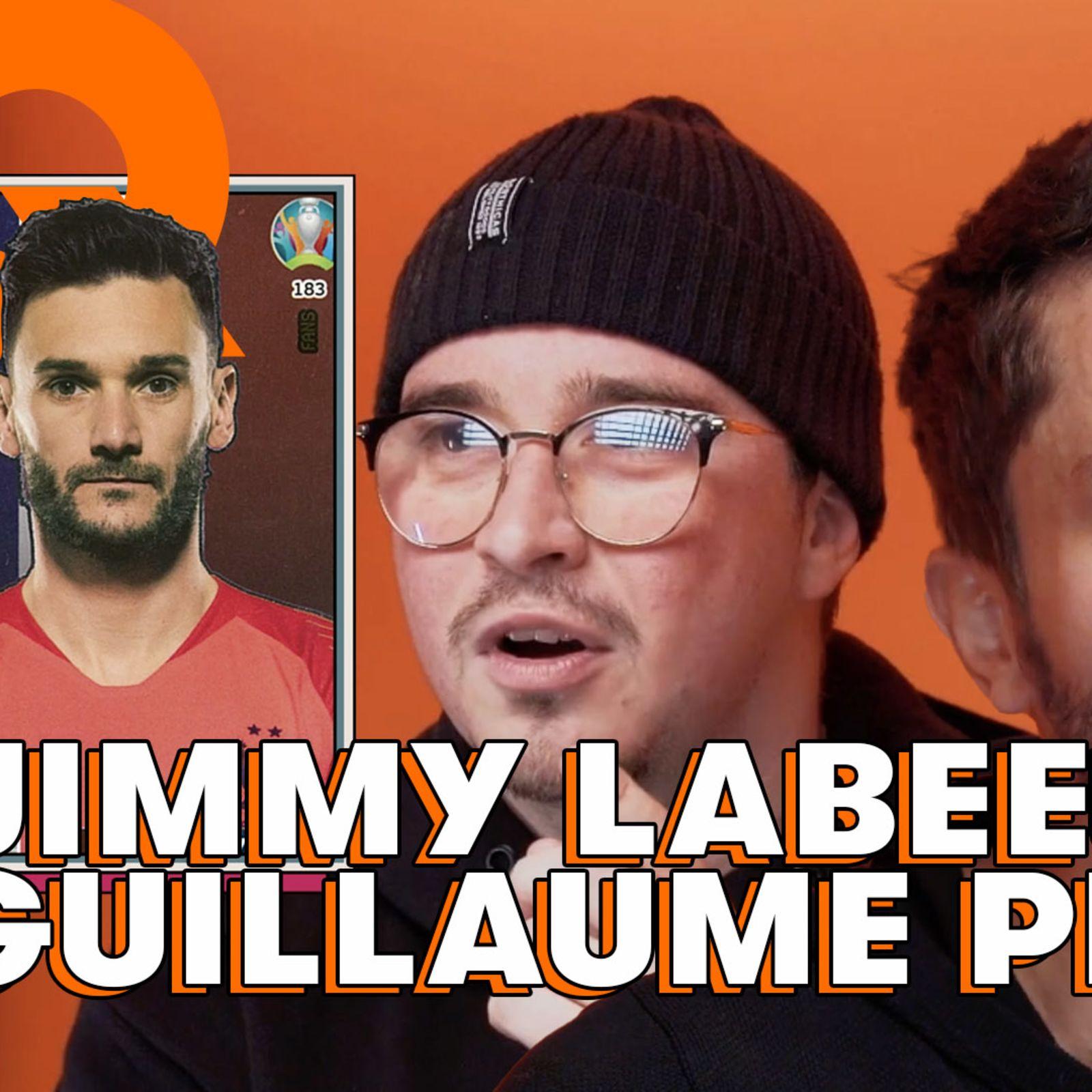 La Tier List football de Guillaume Pley & Jimmy Labeeu : Zidane, Kevin De Bruyne, Ronaldinho