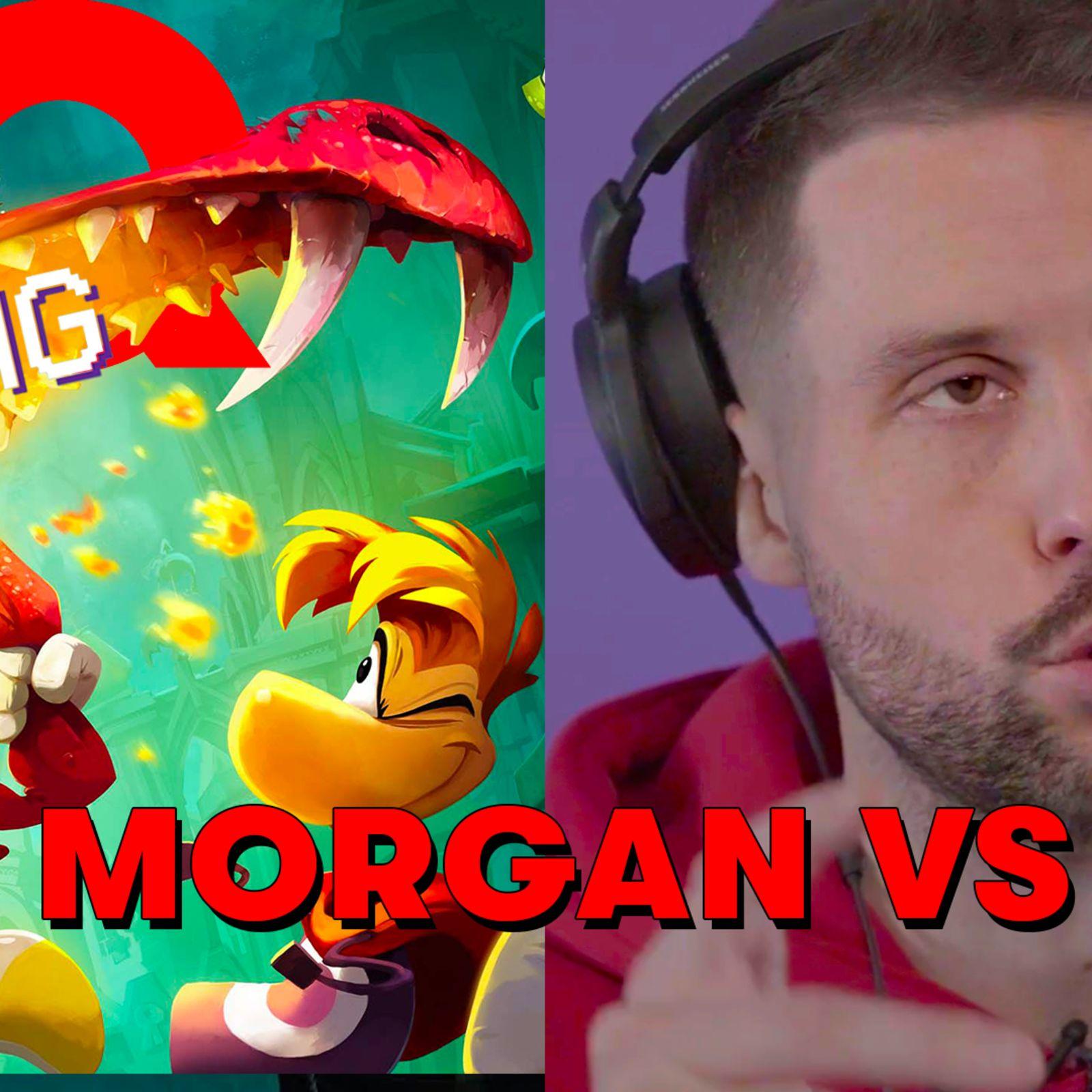 Morgan VS juge 6 succès du gaming | UFC, Fortnite, FIFA