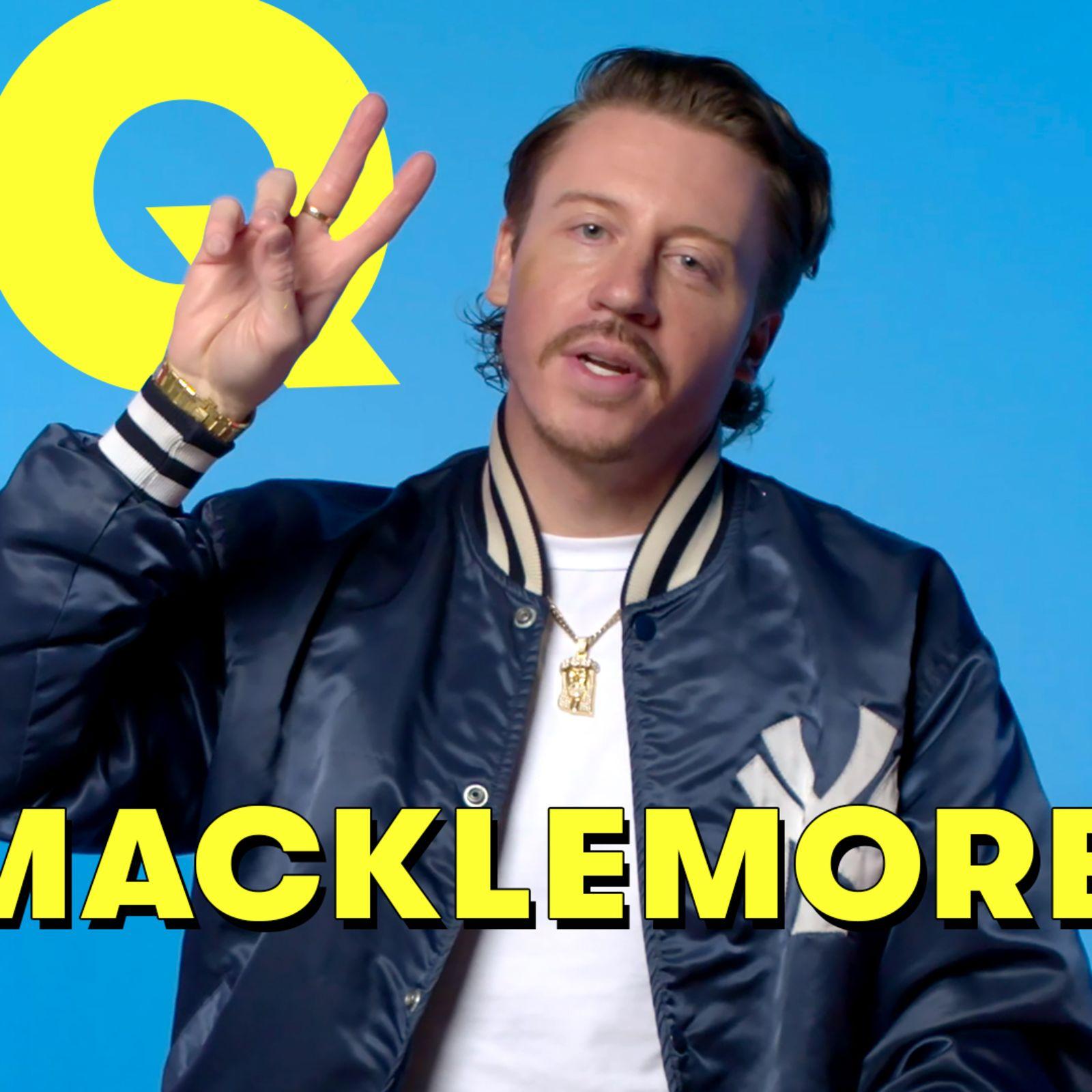 Les sneakers de Macklemore (Jordan, Yeezy, Travis Scott)