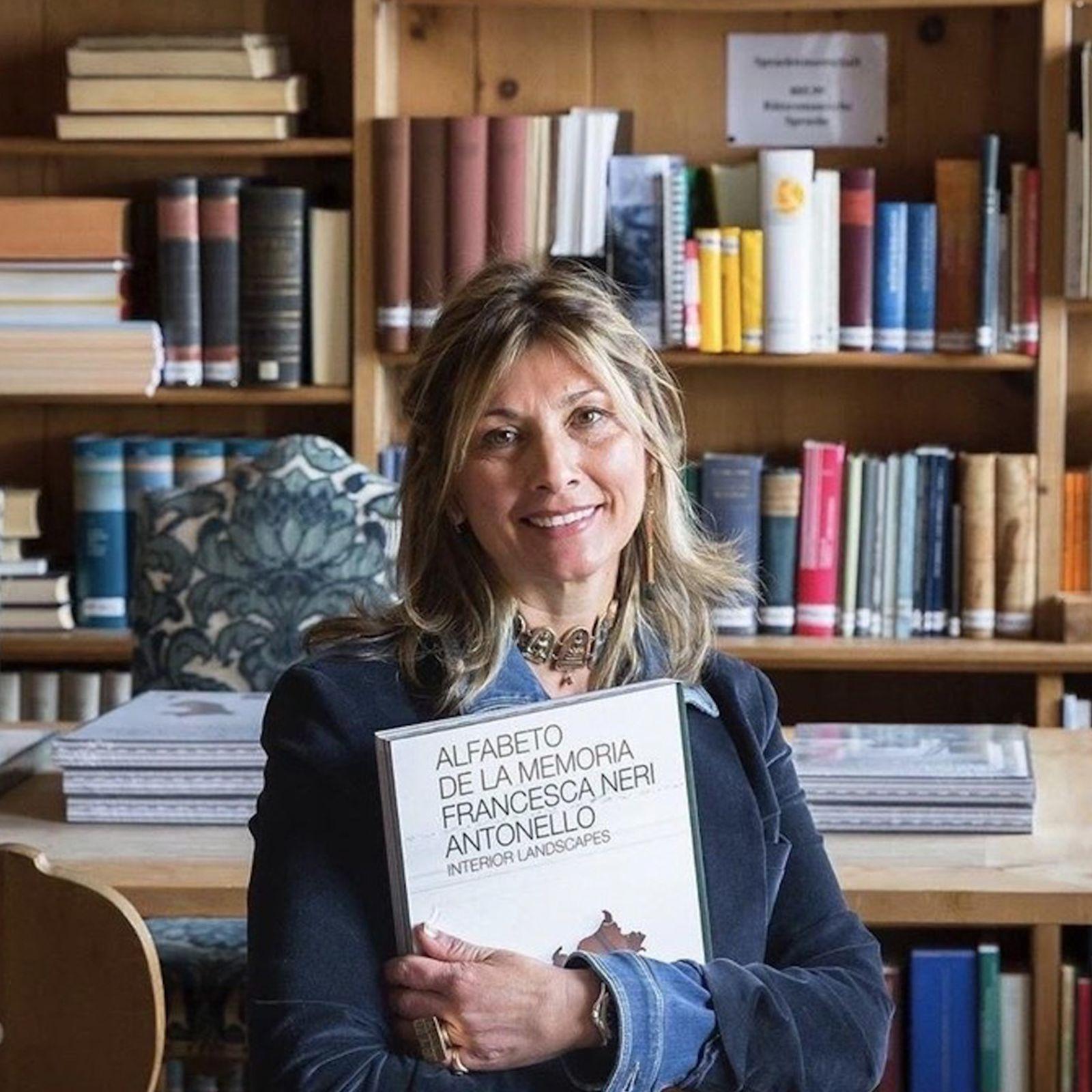 AndarPorCasa con la interiorista y diseñadora FRANCESCA NERI ANTONELLO
