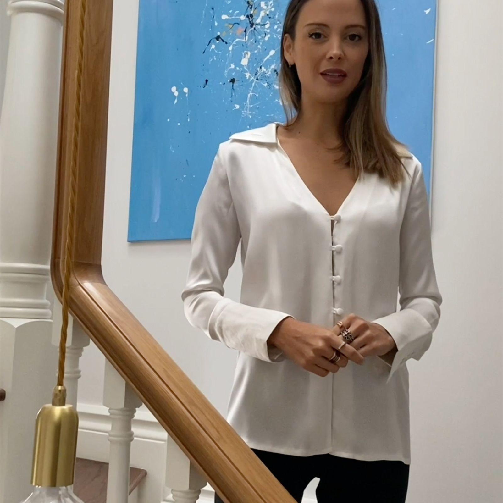 AndarPorCasa con la diseñadora VIOLANTE NESSI