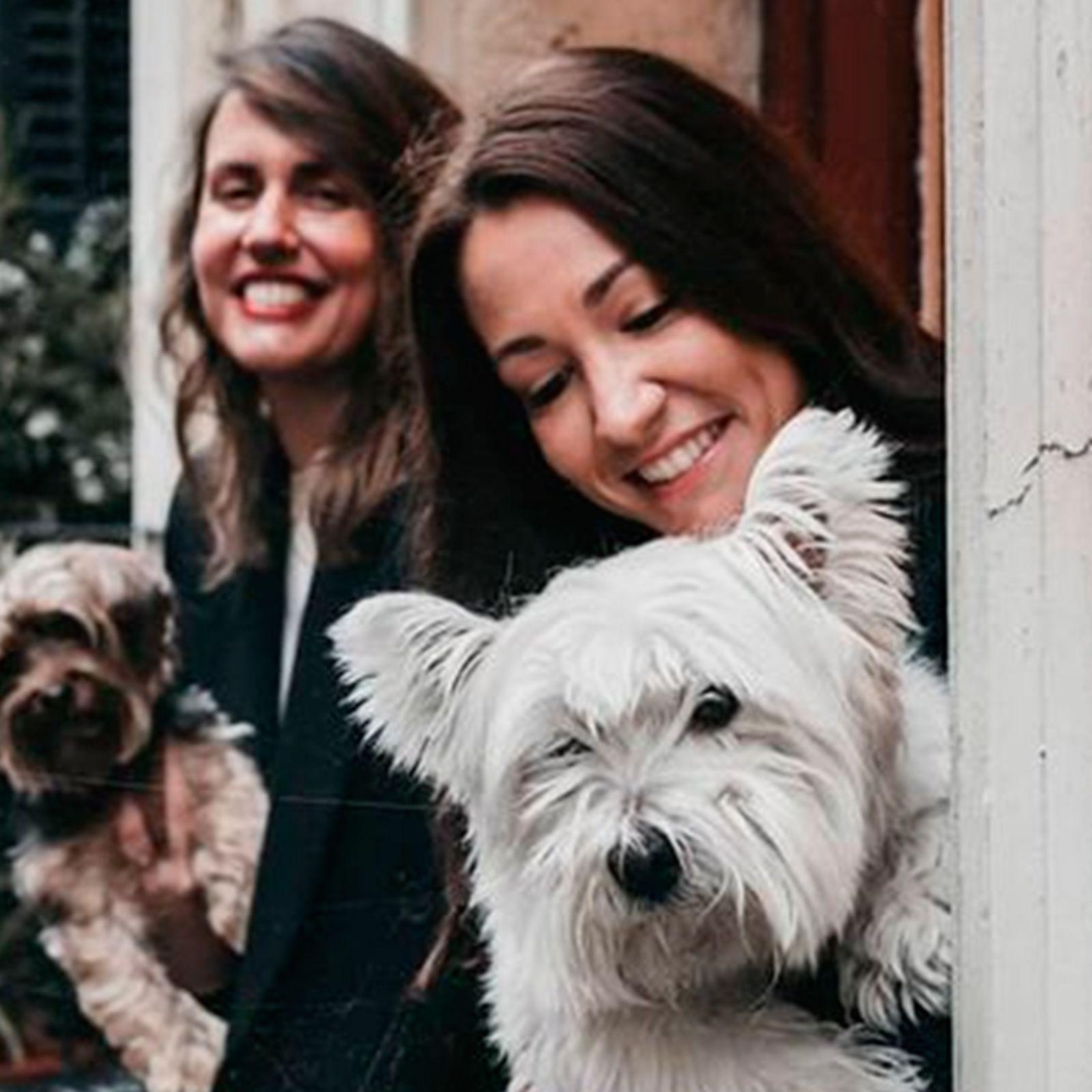 AndarPorCasa con María y Laura de la Galería Échale Guindas
