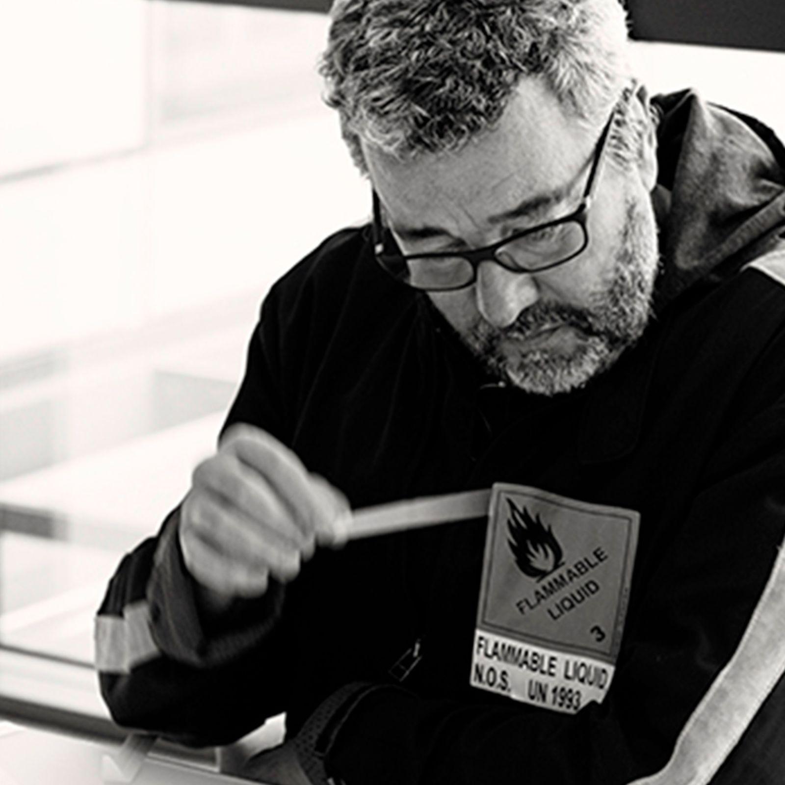 AndarPorCasa con el diseñador Philippe Starck