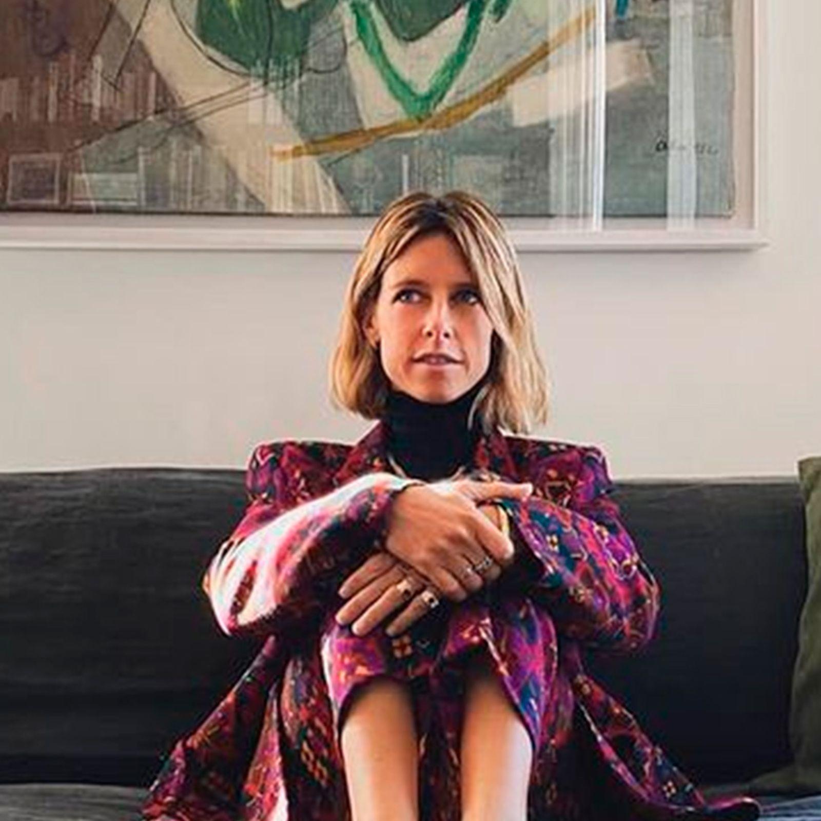 AndarPorCasa con la diseñadora Carlotta de Luca en Roma