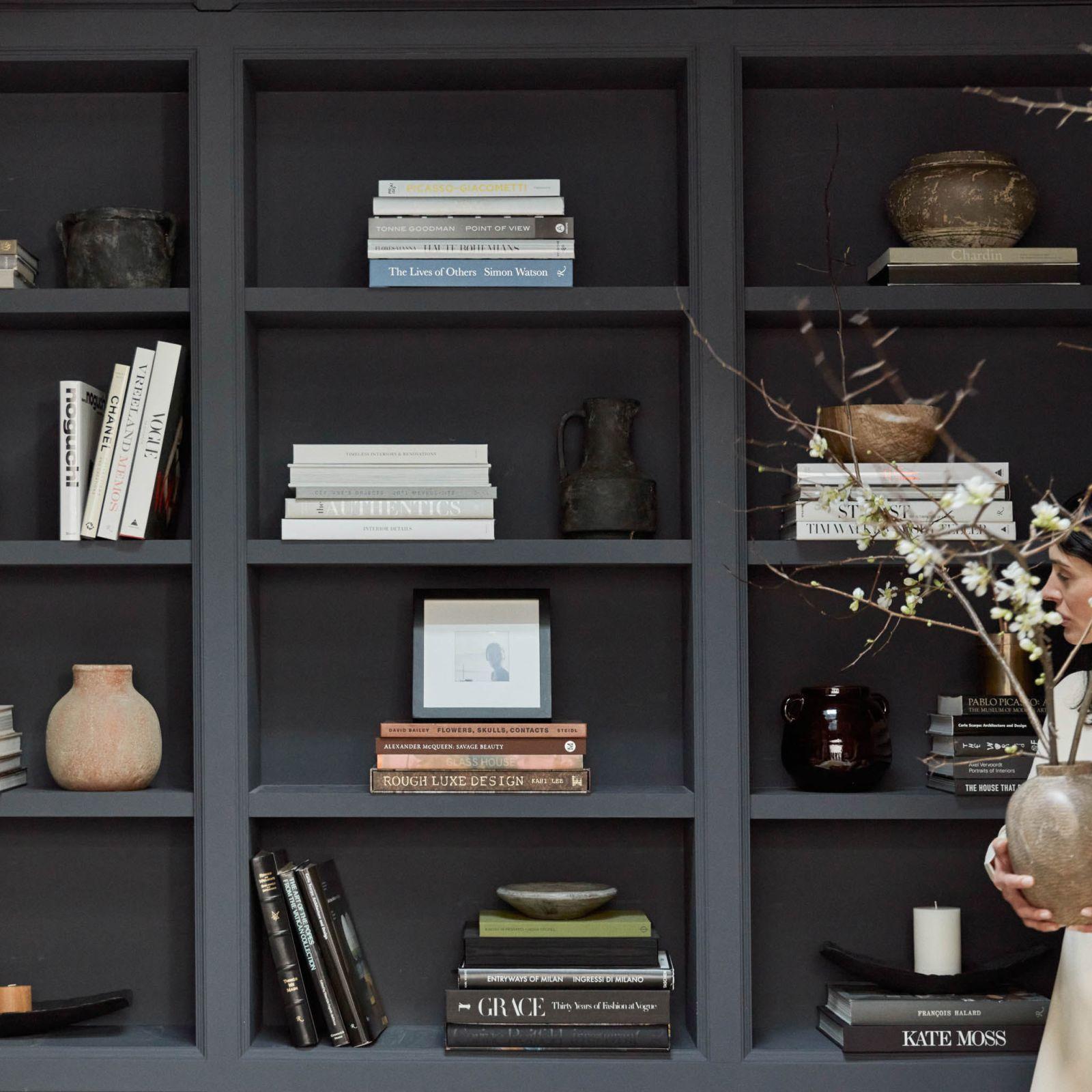 Athena Calderone nos abre las puertas de su casa en Nueva York (con piezas de Zara Home)