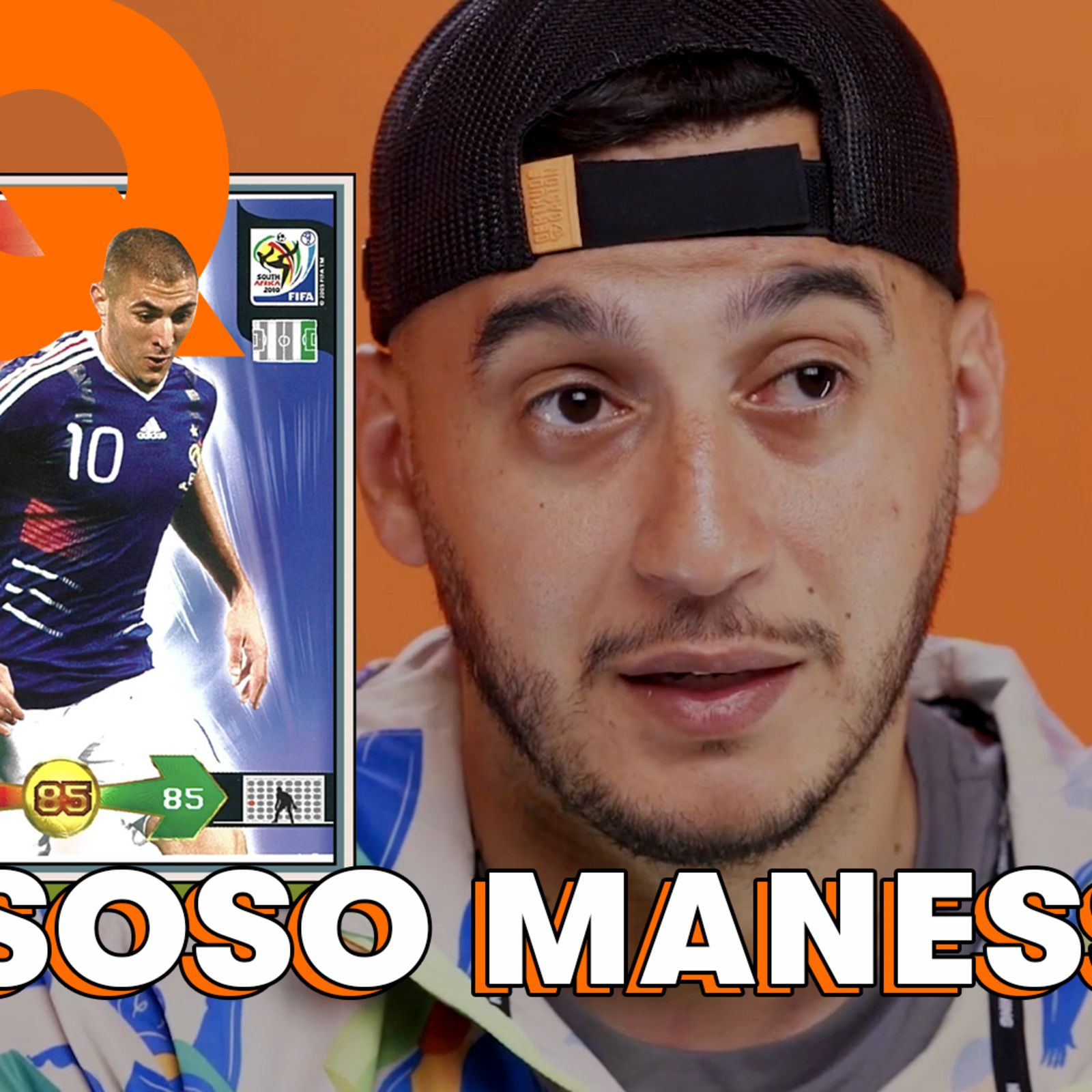 La Tier List football de Soso Maness : Karim Benzema, Lionel Messi, Neymar