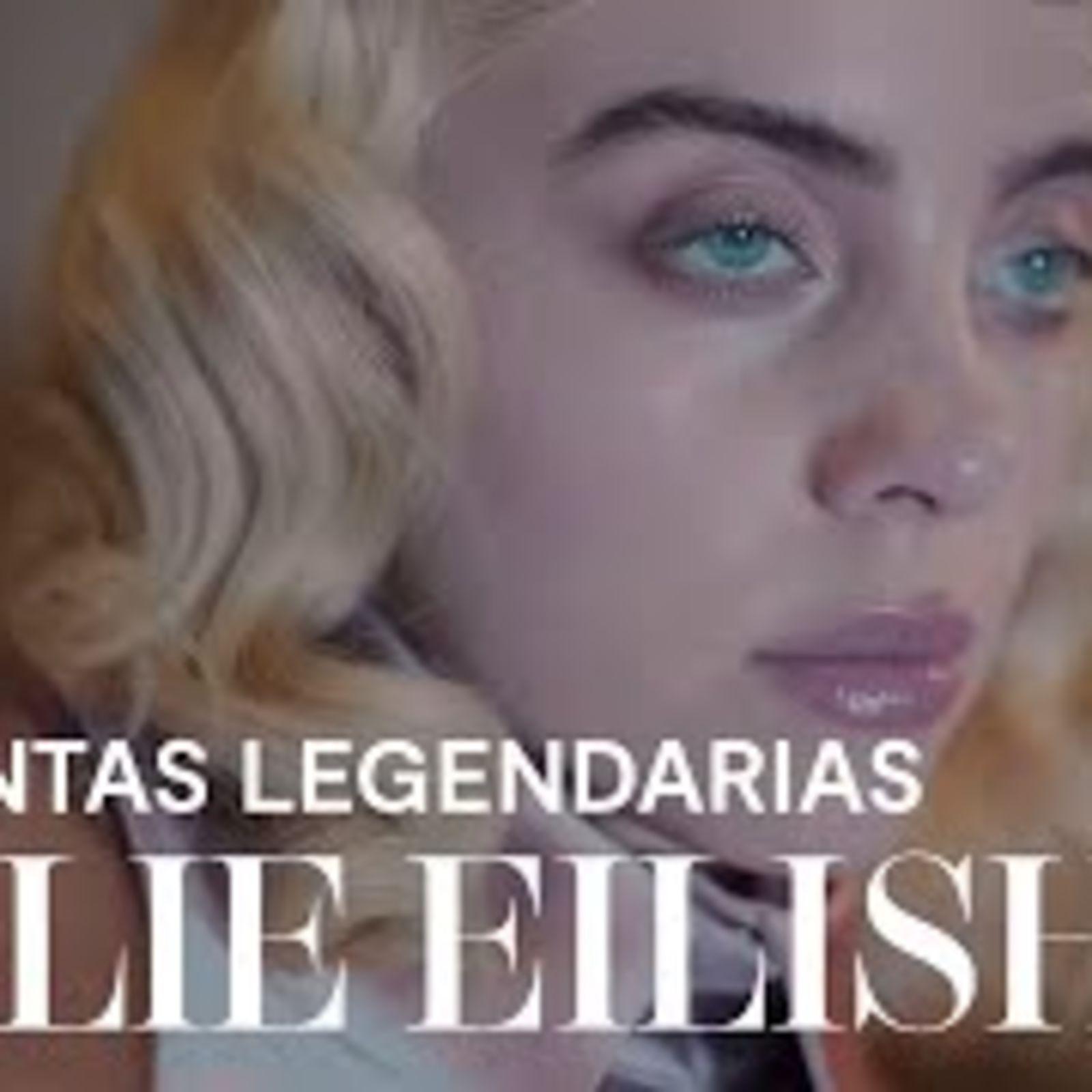 Billie Eilish responde preguntas de Justin Bieber, Avril Lavigne y otros fans famosos