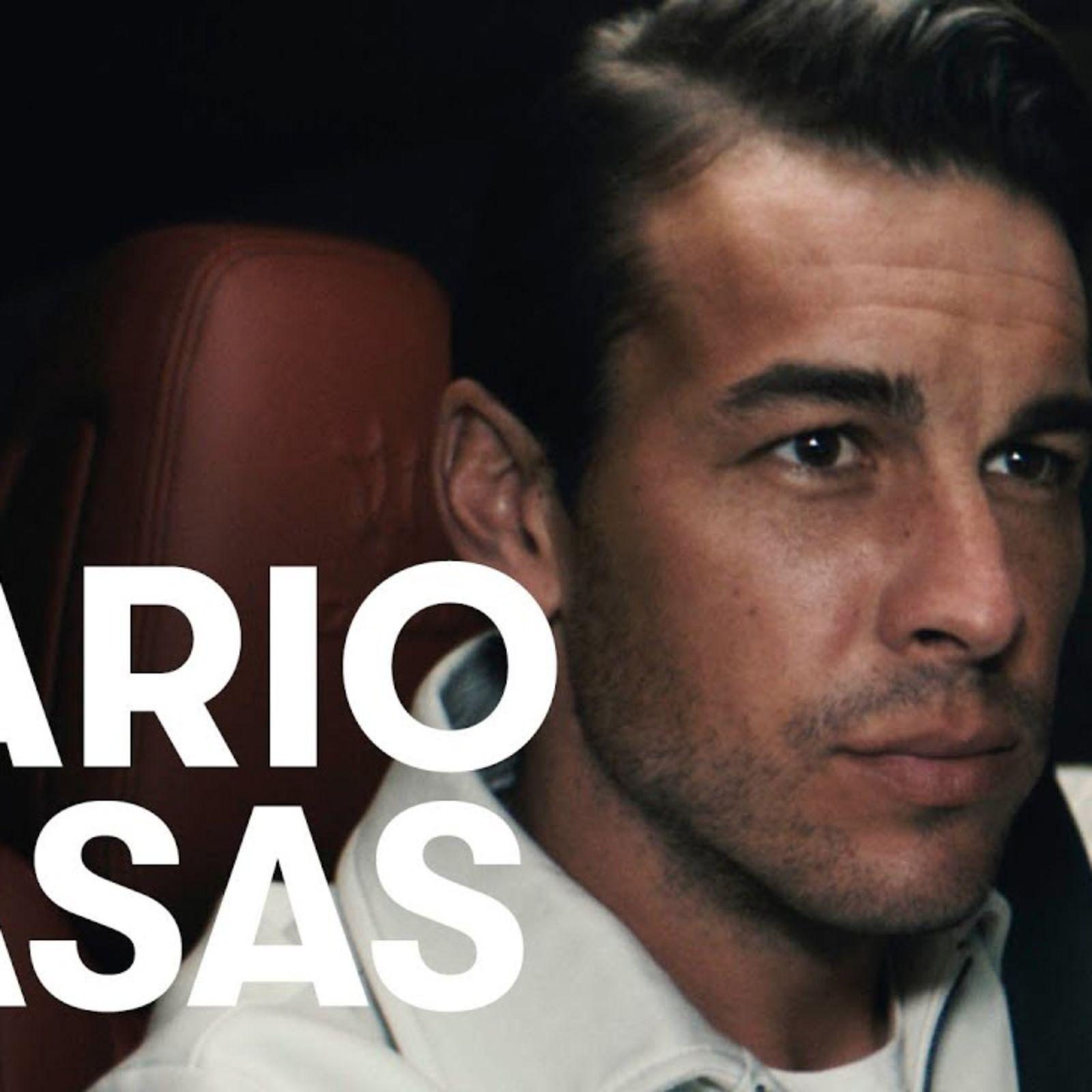 Mario Casas: la historia que le llevó a conducir un Maserati y conseguir un Goya