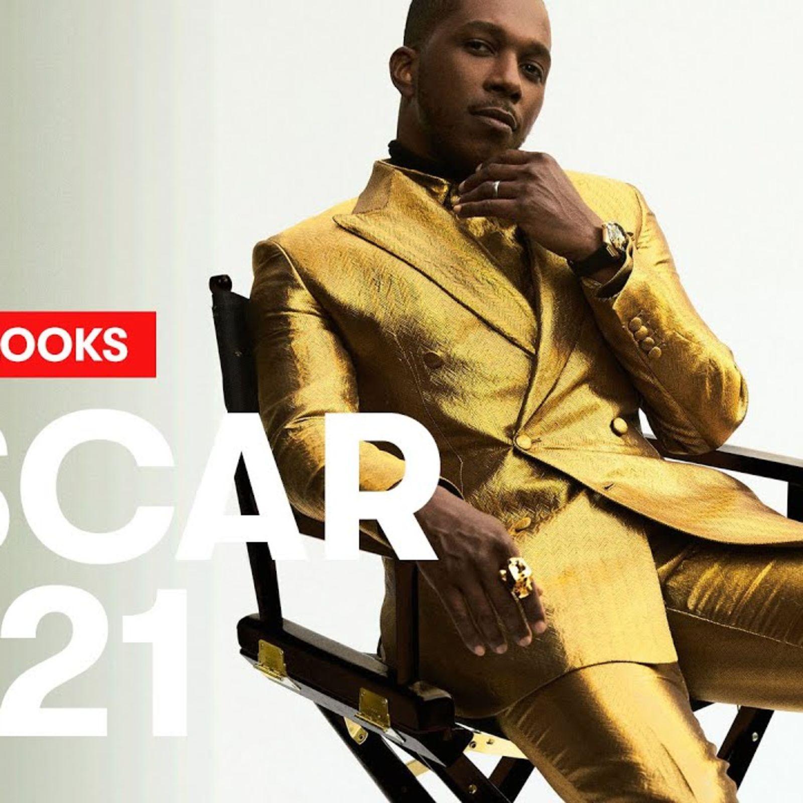 7 momentazos de moda de los Oscar 2021