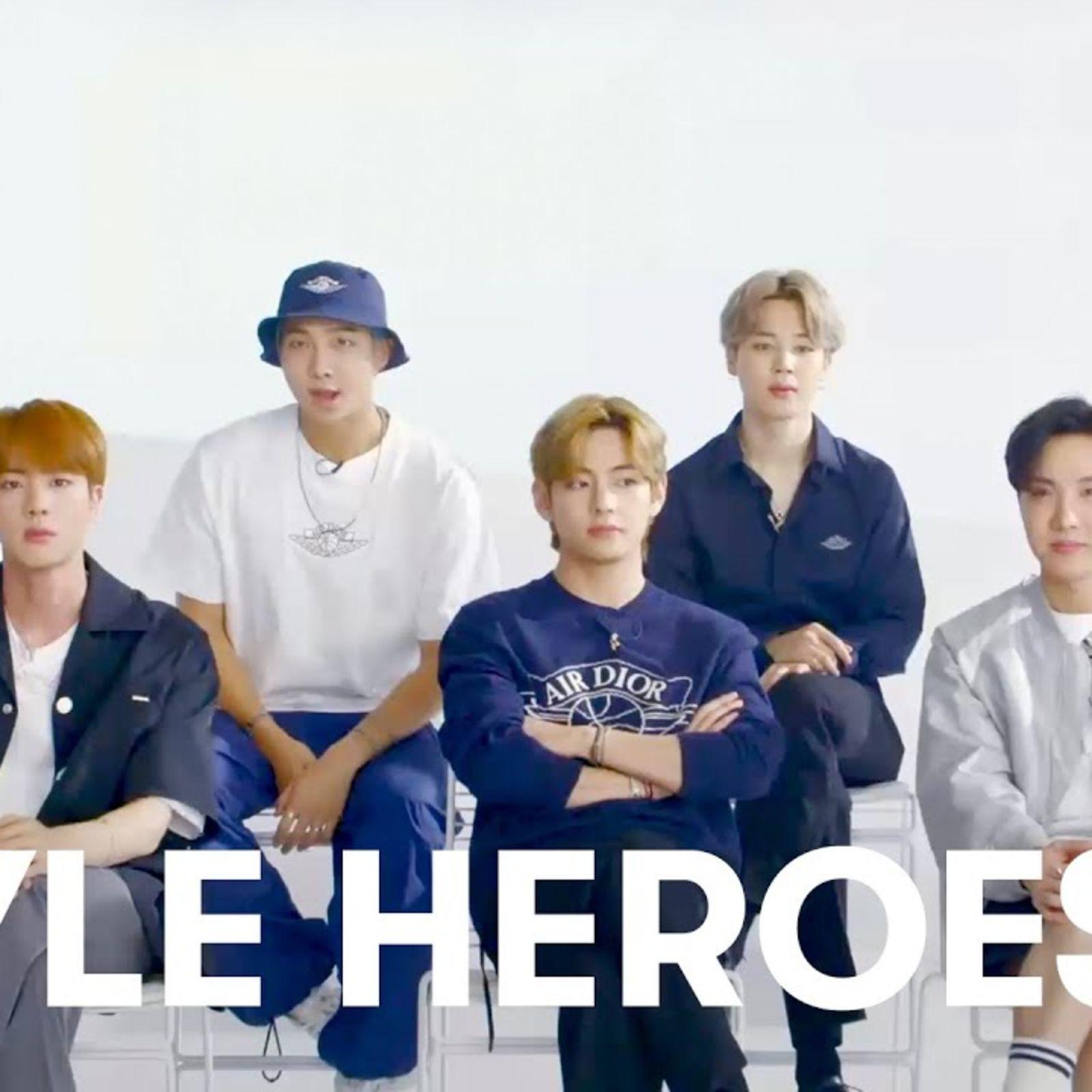 El estilo de BTS y los referentes que inspiran sus looks