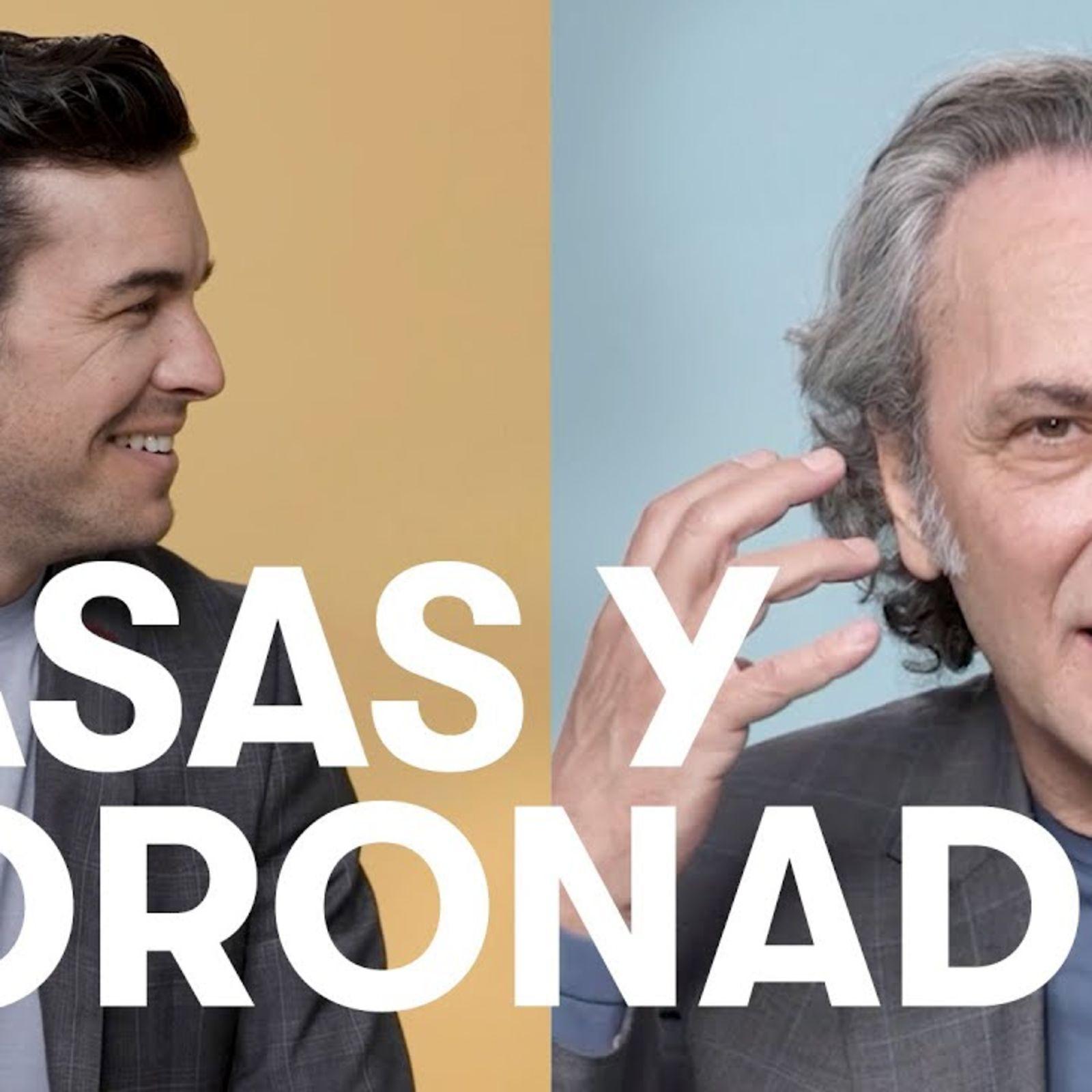 Mario Casas y Jose Coronado son la misma persona