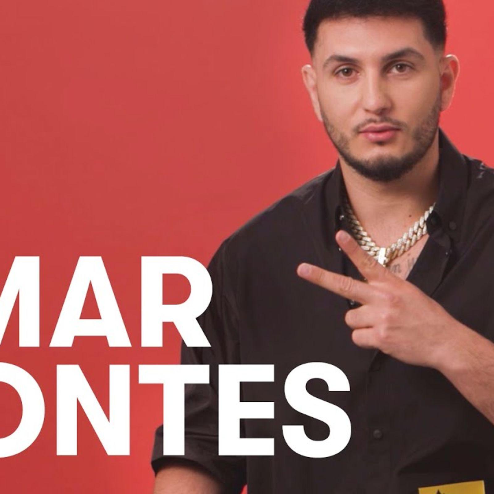 10 cosas sin las que Omar Montes no puede vivir