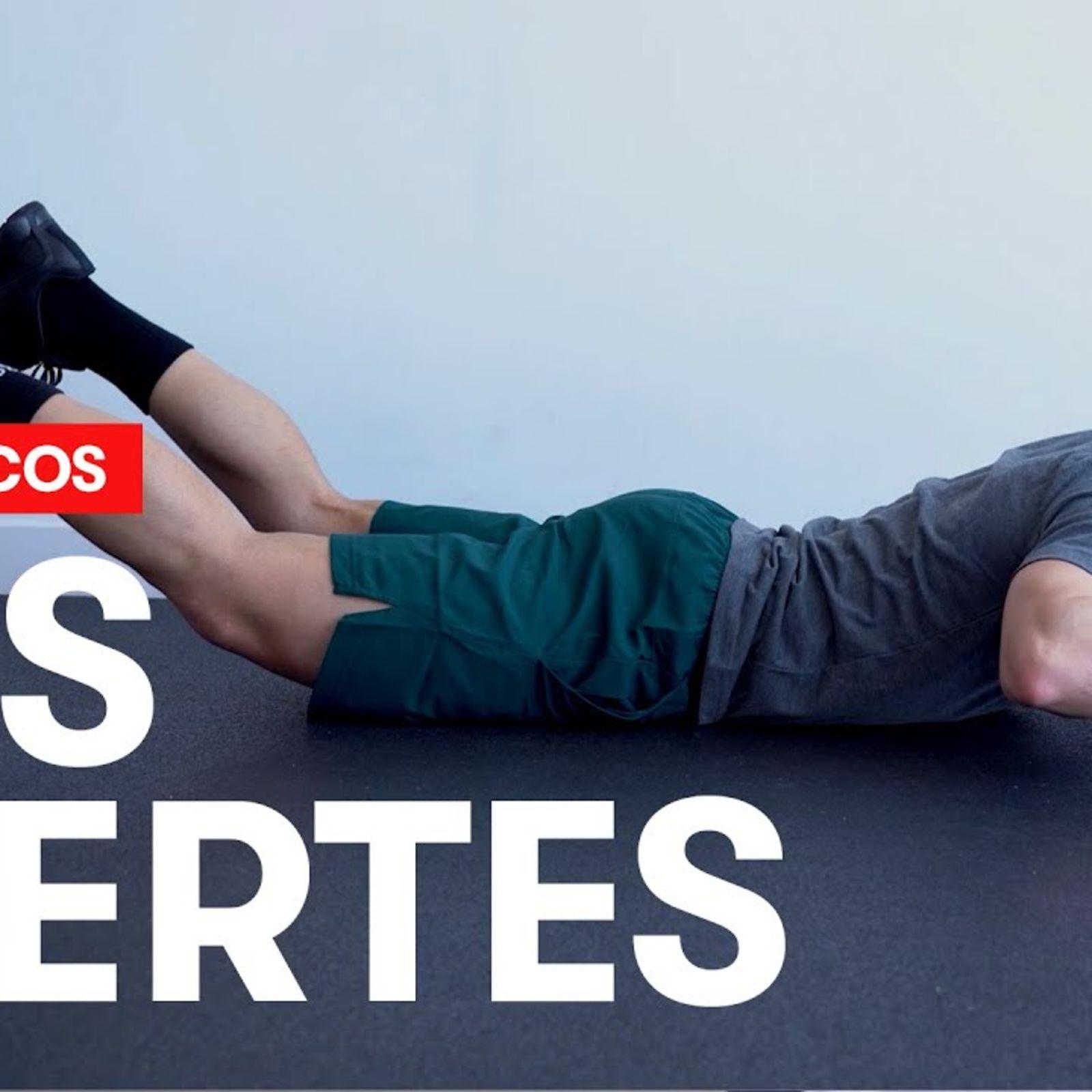 10 ejercicios para unos abdominales fuertes | Musculocos