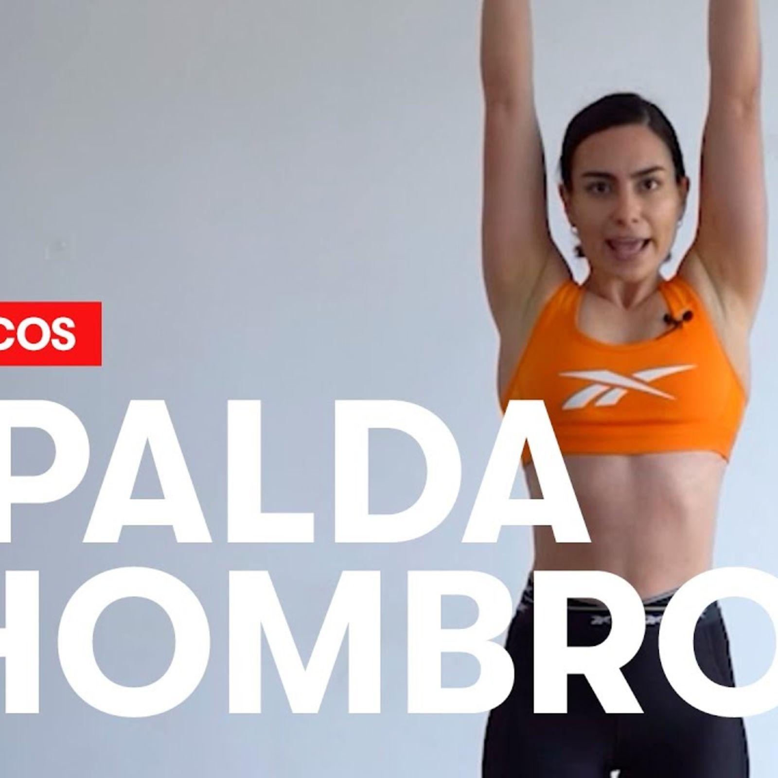 Entrena espalda y hombros con mancuernas | Musculocos