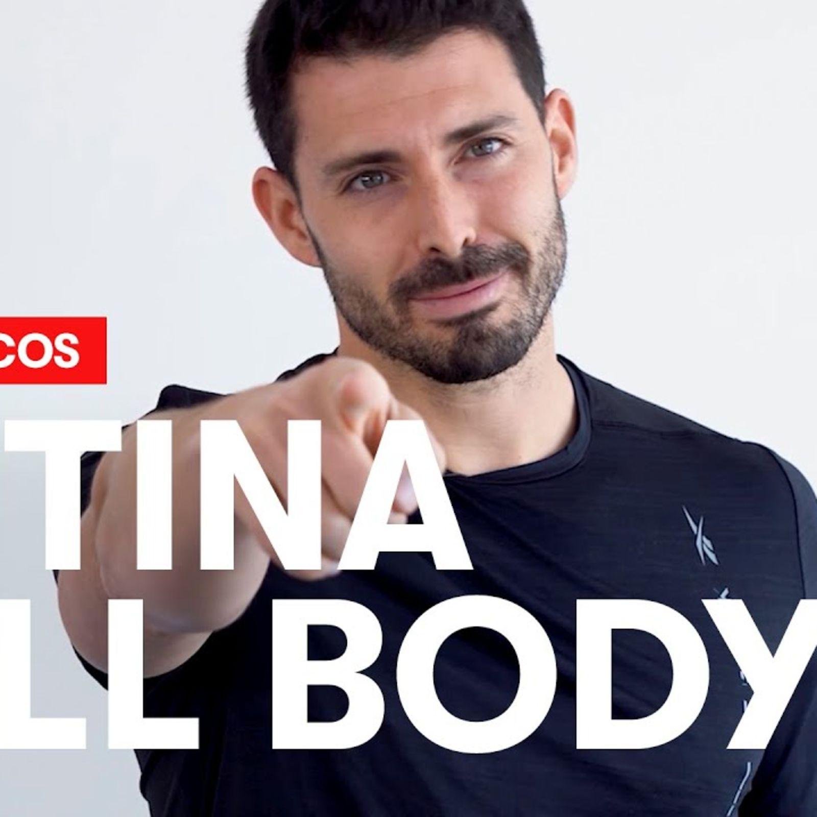 Entrena todo tu cuerpo en 16 minutos: Rutina full body | Musculocos