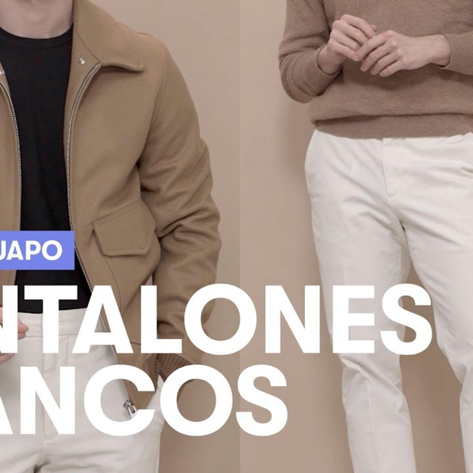 Cómo combinar los pantalones blancos todo el año | Está to guapo