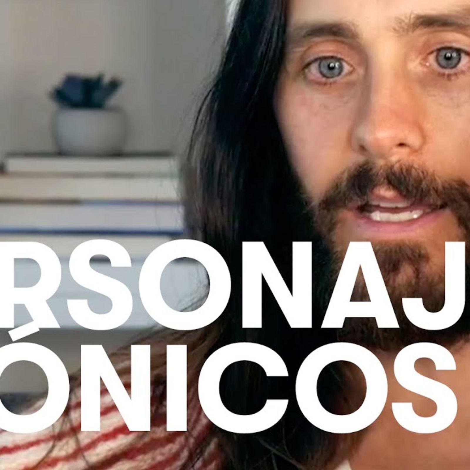 Jared Leto repasa sus personajes más icónicos