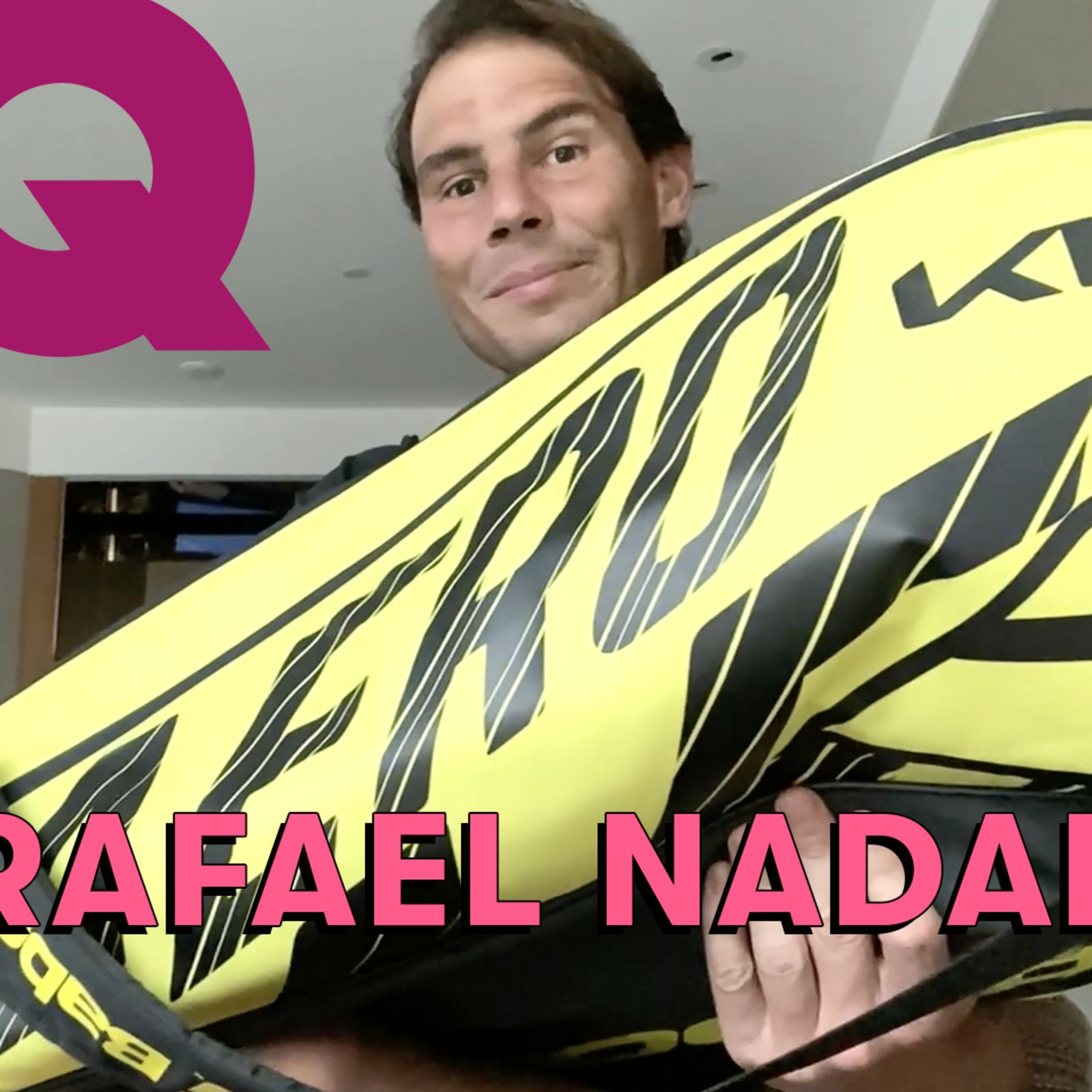 Les 10 Essentiels de Rafael Nadal (Raquette, Whatsapp, Masque)