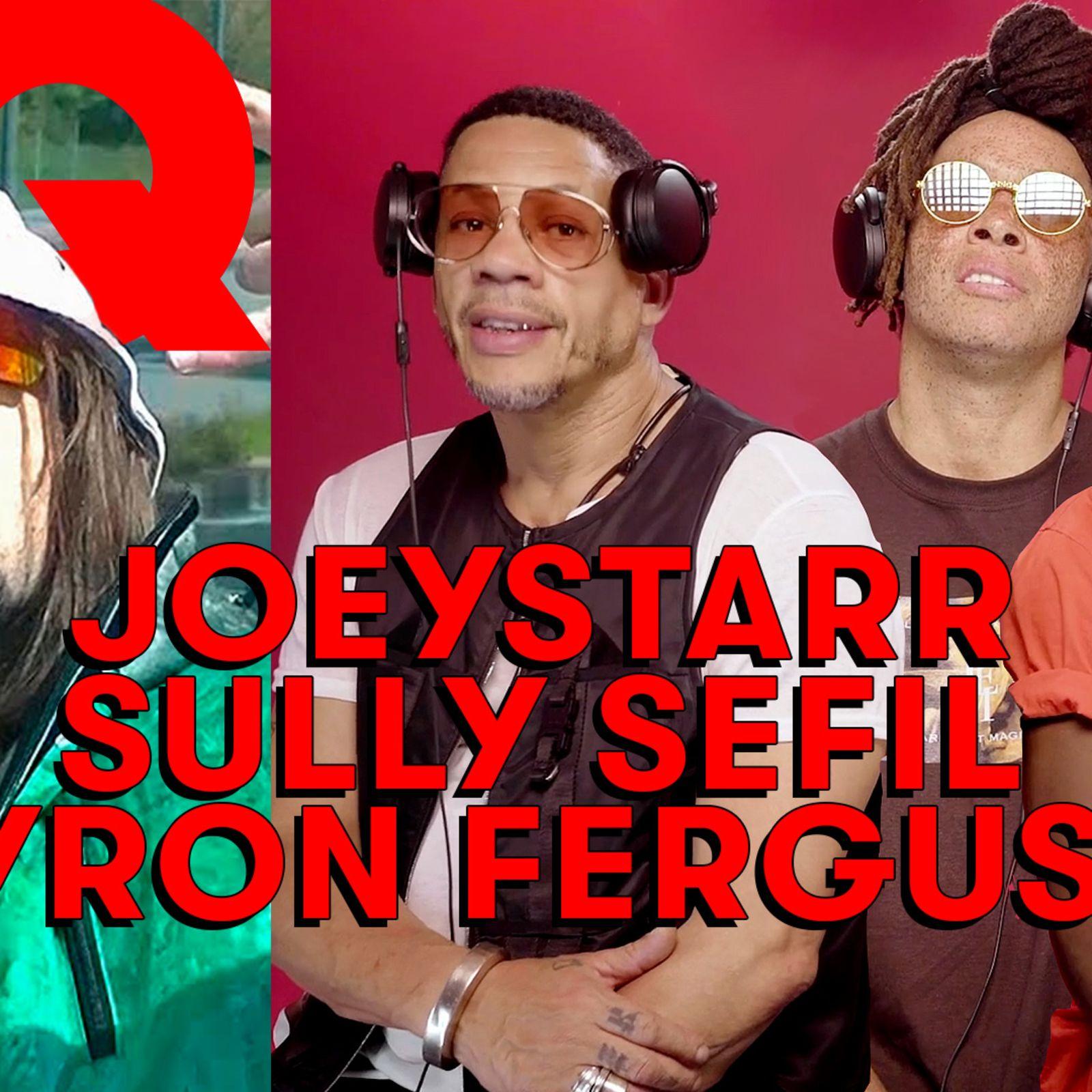 JoeyStarr, Sully Sefil & Dayron Ferguson jugent le rap français : MHD, Lefa, Lorenzo