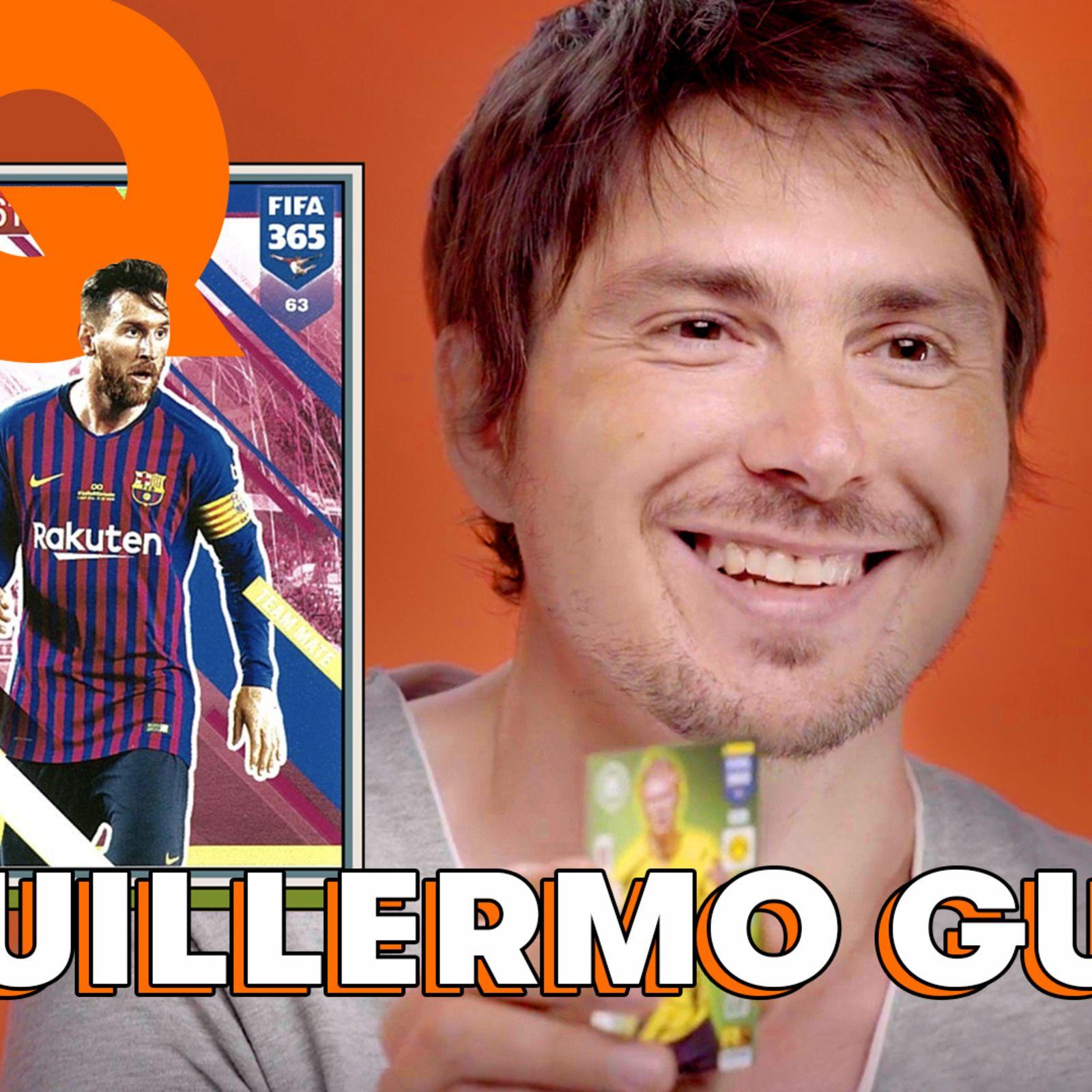 La Tier List football de Guillermo Guiz : Kanté, Haaland, Lukaku