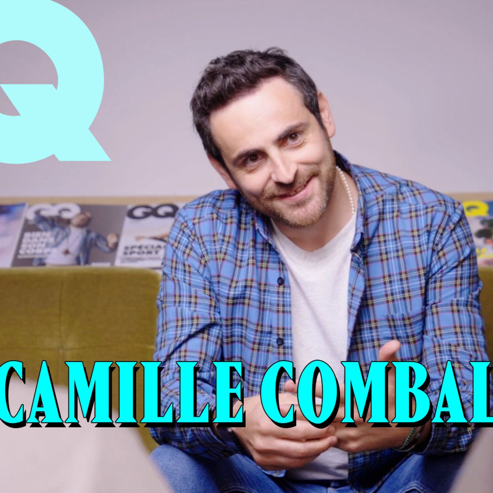 """Camille Combal : """"Je ne suis pas venu me faire vanner par deux chauves!"""""""