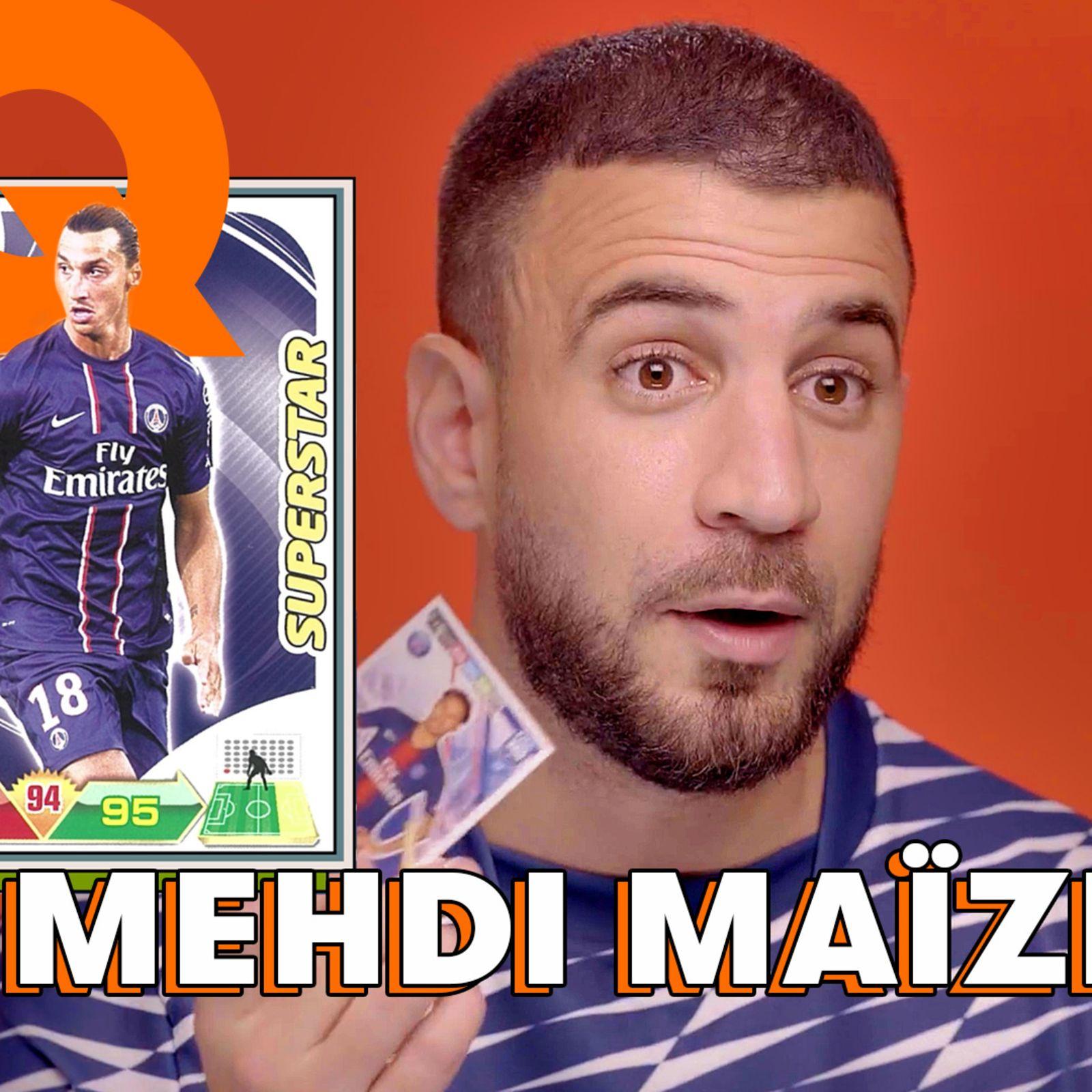 La Tier List football de Mehdi Maïzi : Zlatan, Haaland, Anelka
