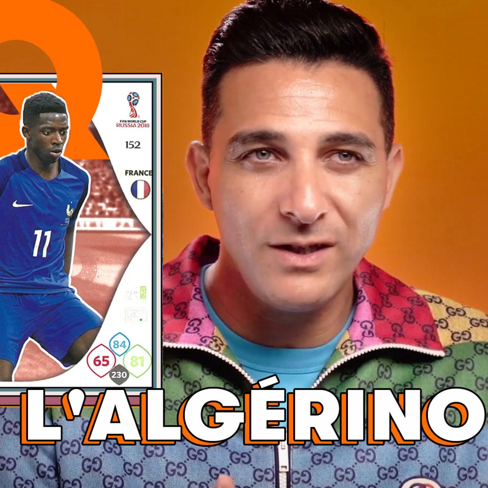 La Tier List football de L'Algérino : Dembélé, Robben, Gerrard