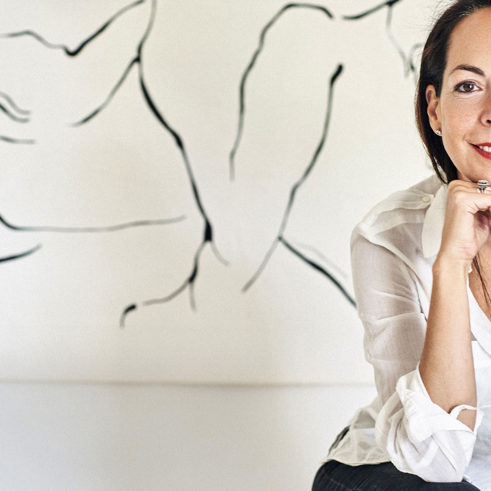 Entramos en casa de la arquitecta y galerista Laura Gärna