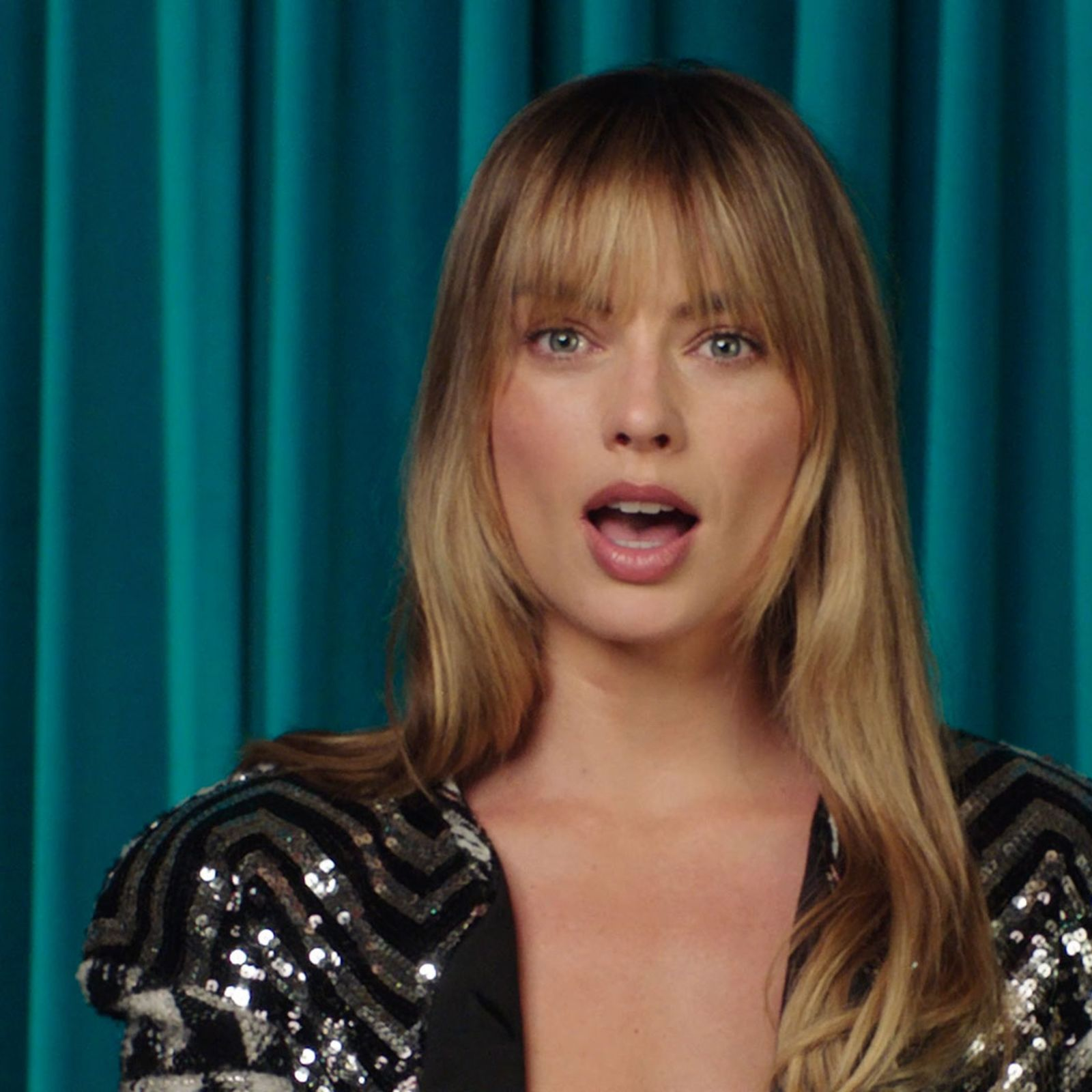 Margot Robbie Answers Impossible Questions For British Vogue