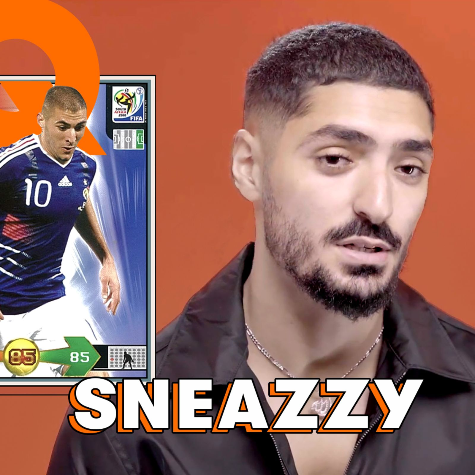 La Tier List football de Sneazzy : Verratti, Rabiot, Ben Arfa