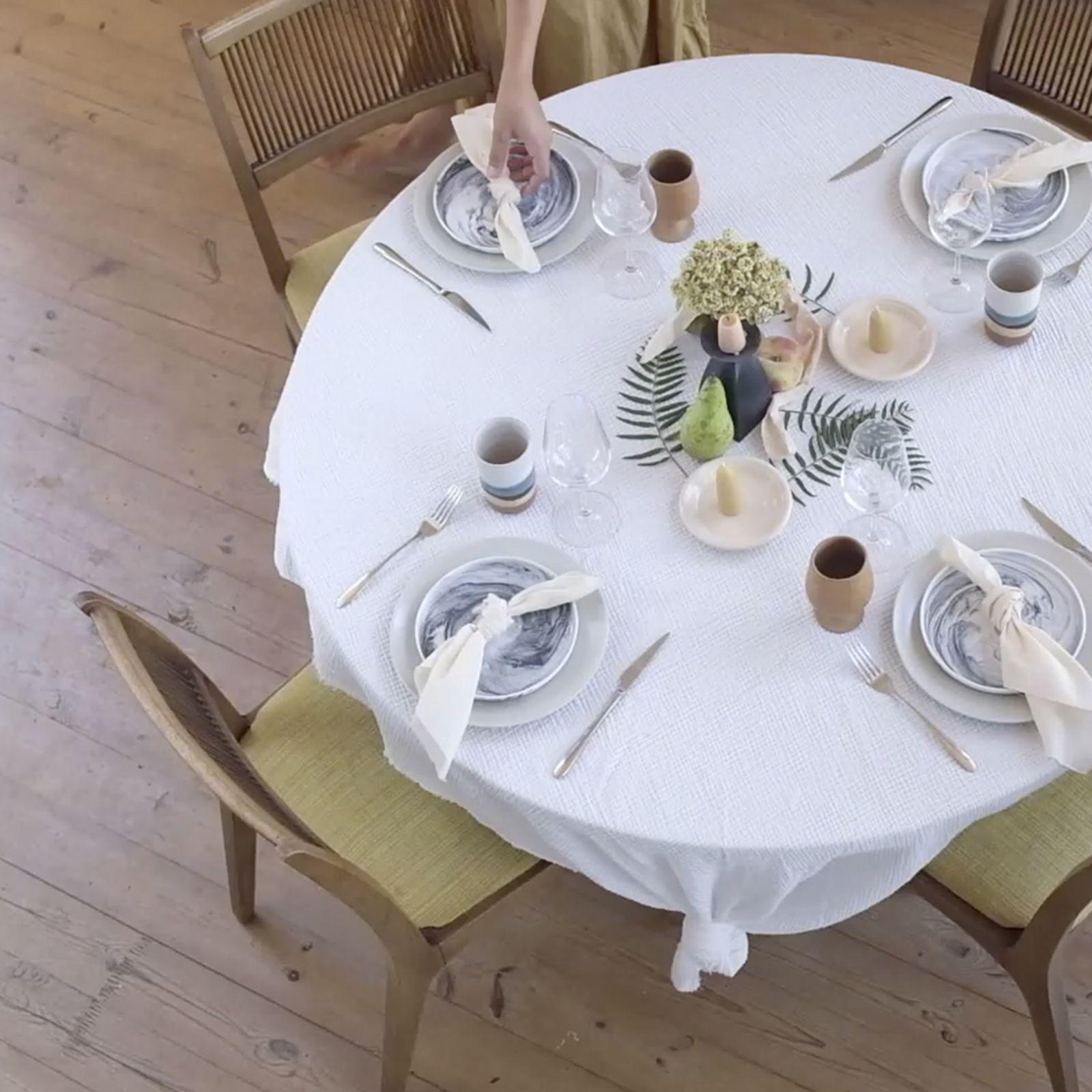 La mesa de domingo de Clara Infante