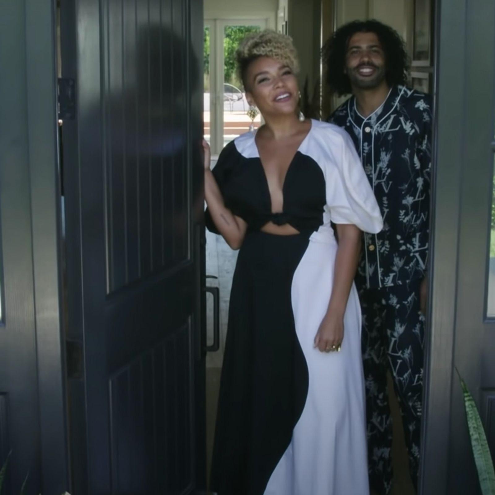 Entramos en la casa de los actores Daveed Diggs y Emmy Raver-Lampman