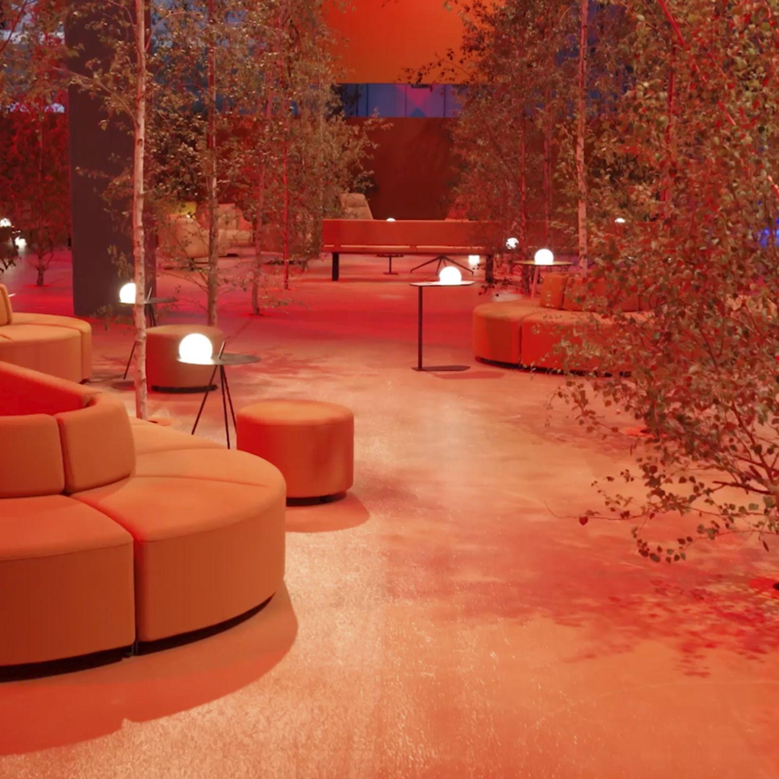La sala VIP de ARCOmadrid este año es un bosque