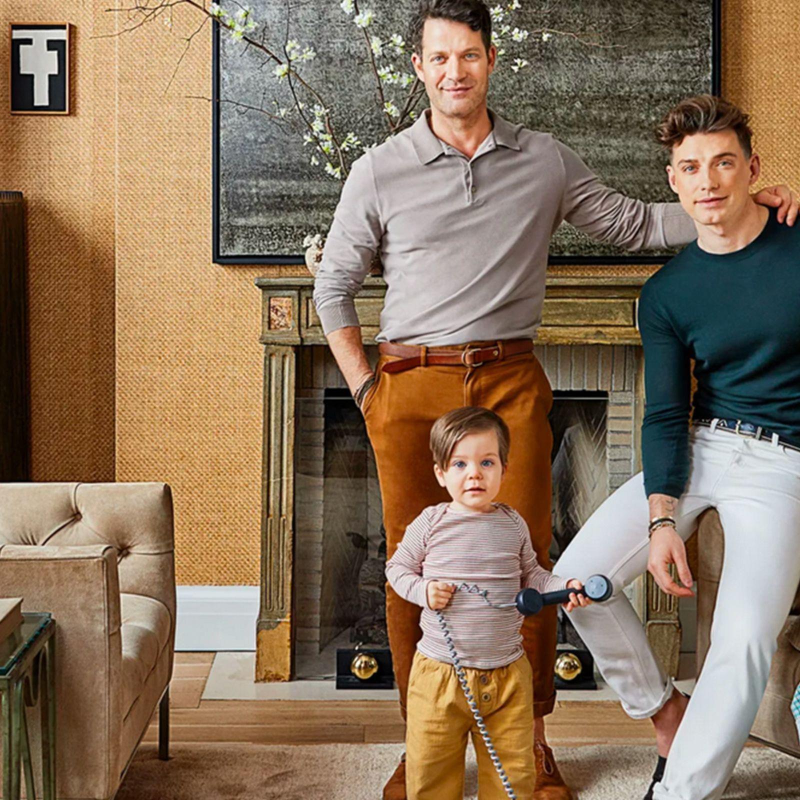 Entramos en casa de los interioristas Nate Berkus y Jeremiah Brent