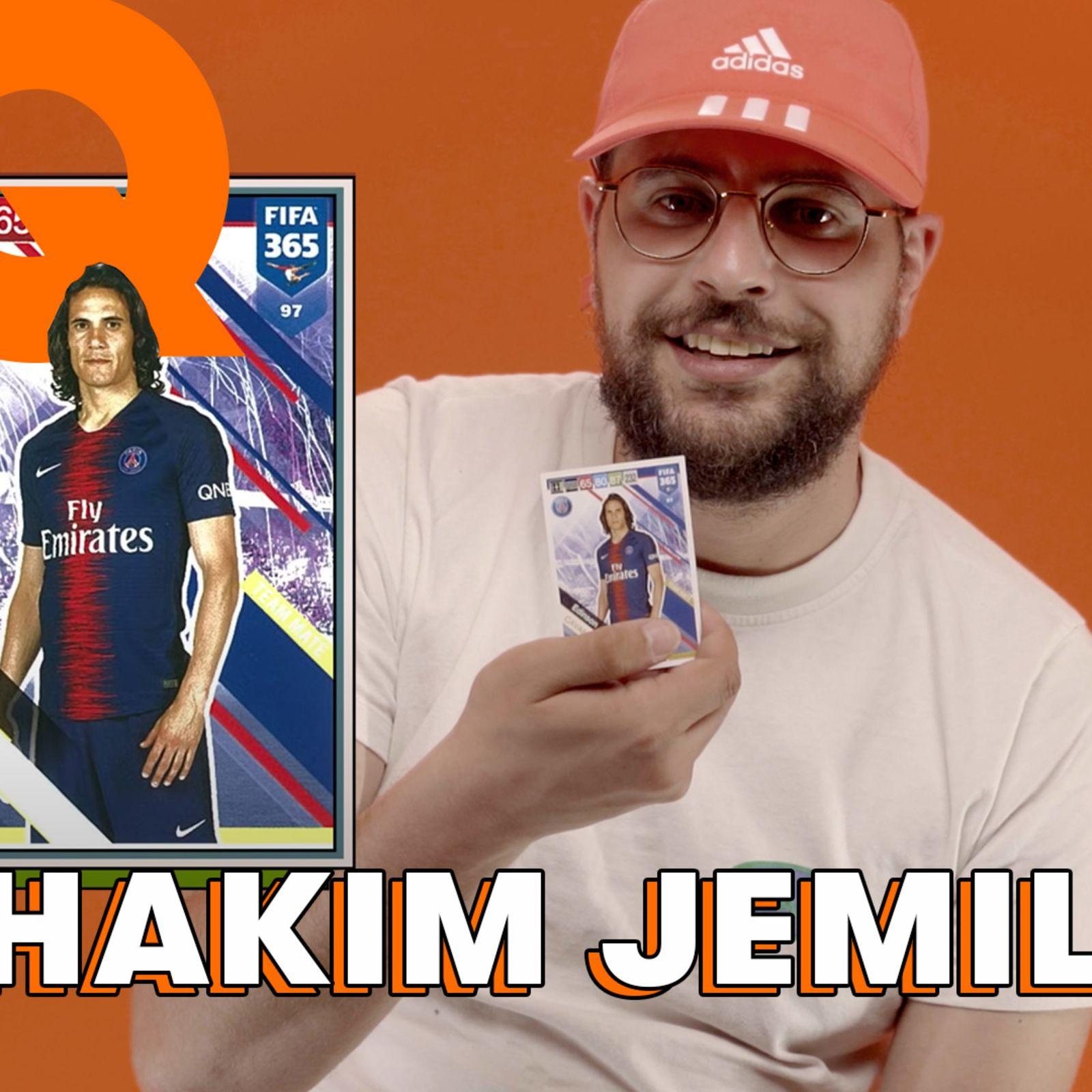 La Tier List football d'Hakim Jemili : Matuidi, Di Maria, Eto'o